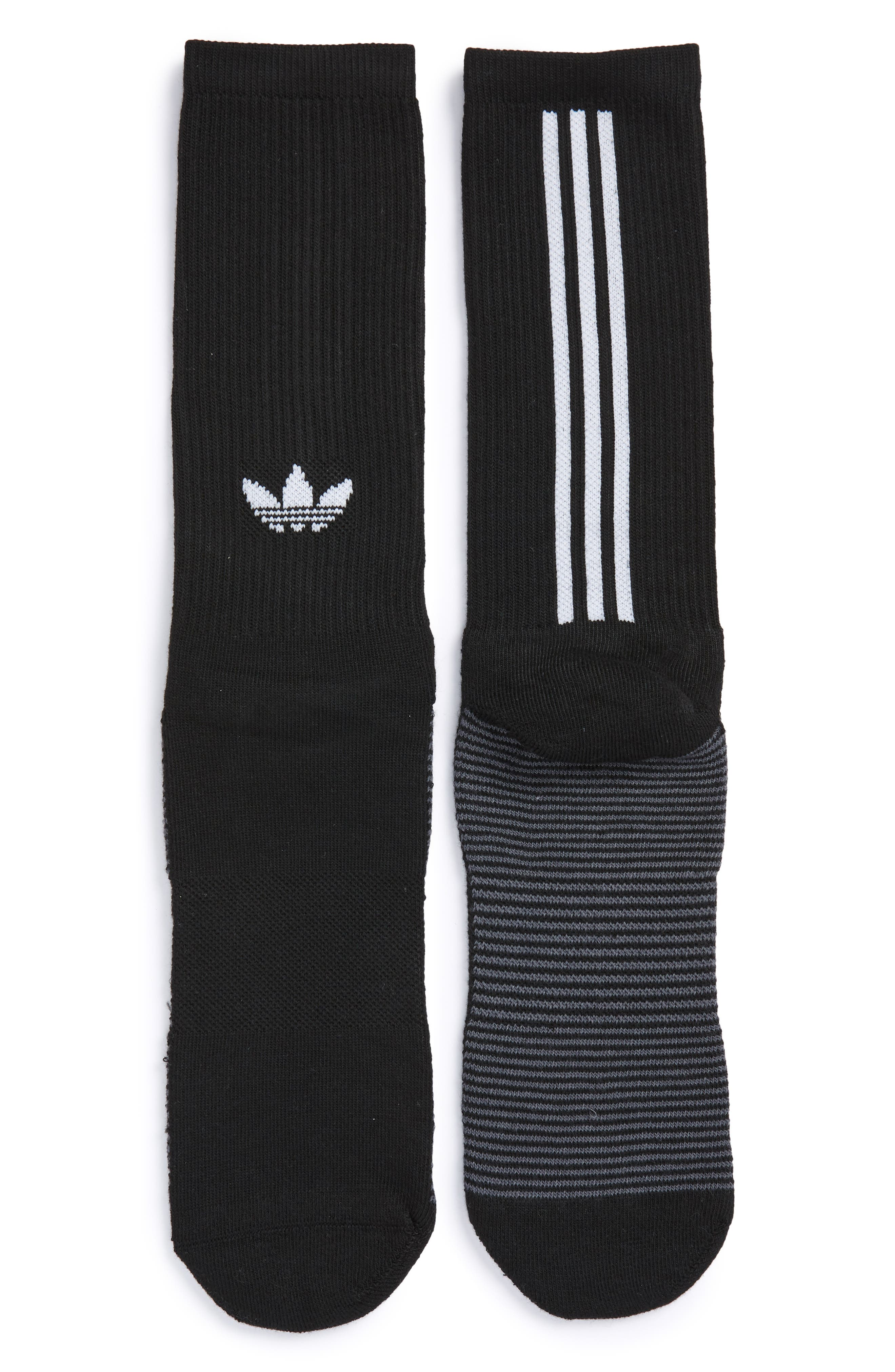 adidas Originals 3-Stripes Crew Socks