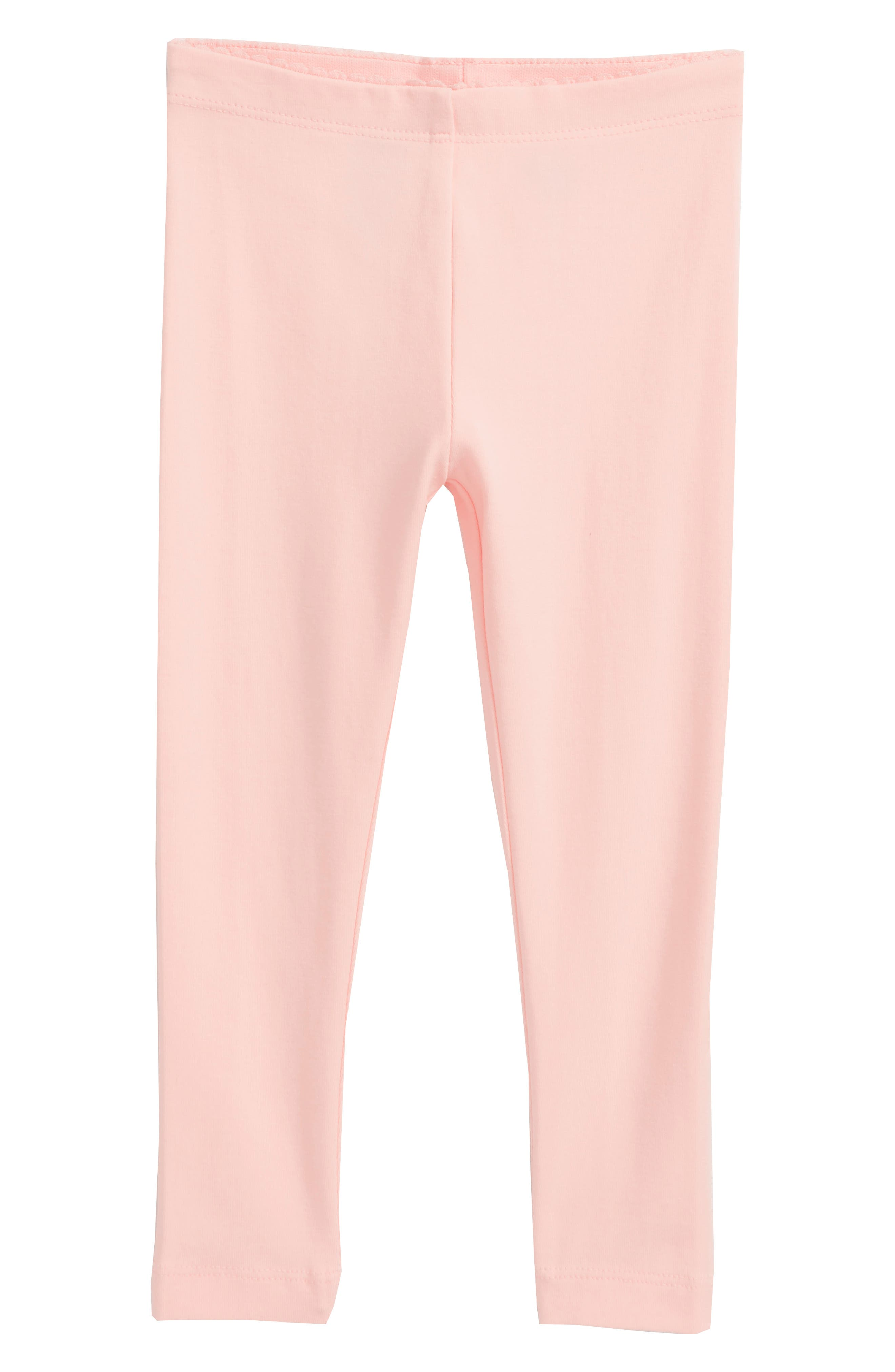 Tea Collection Solid Leggings (Baby Girls)