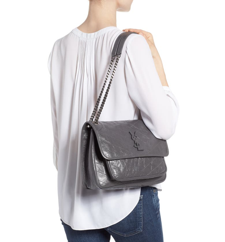 medium-niki-leather-shoulder-bag by saint-laurent e3a7d6f6f2ff5
