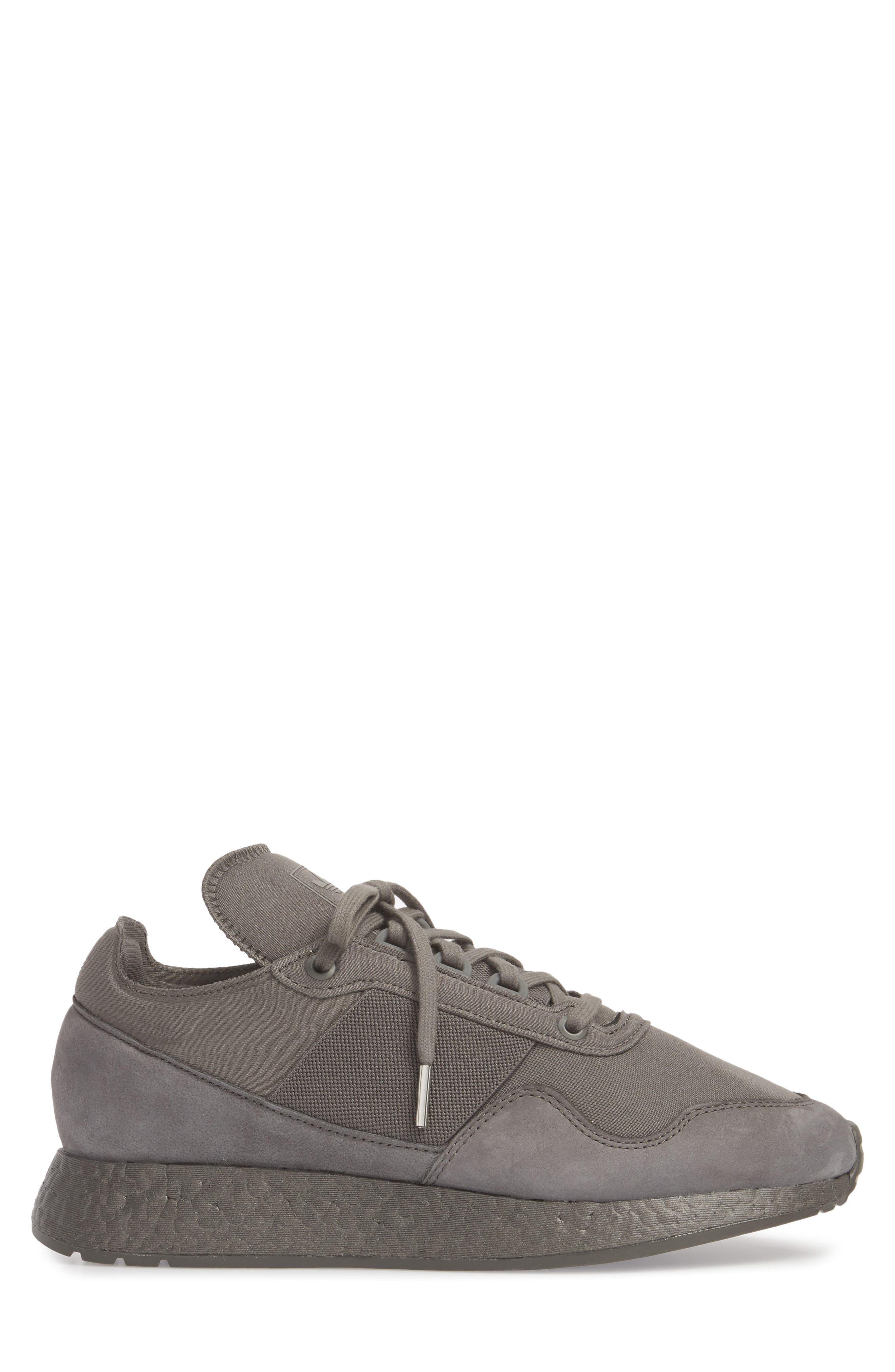 New York Present Arsham Sneaker,                             Alternate thumbnail 3, color,                             Grey