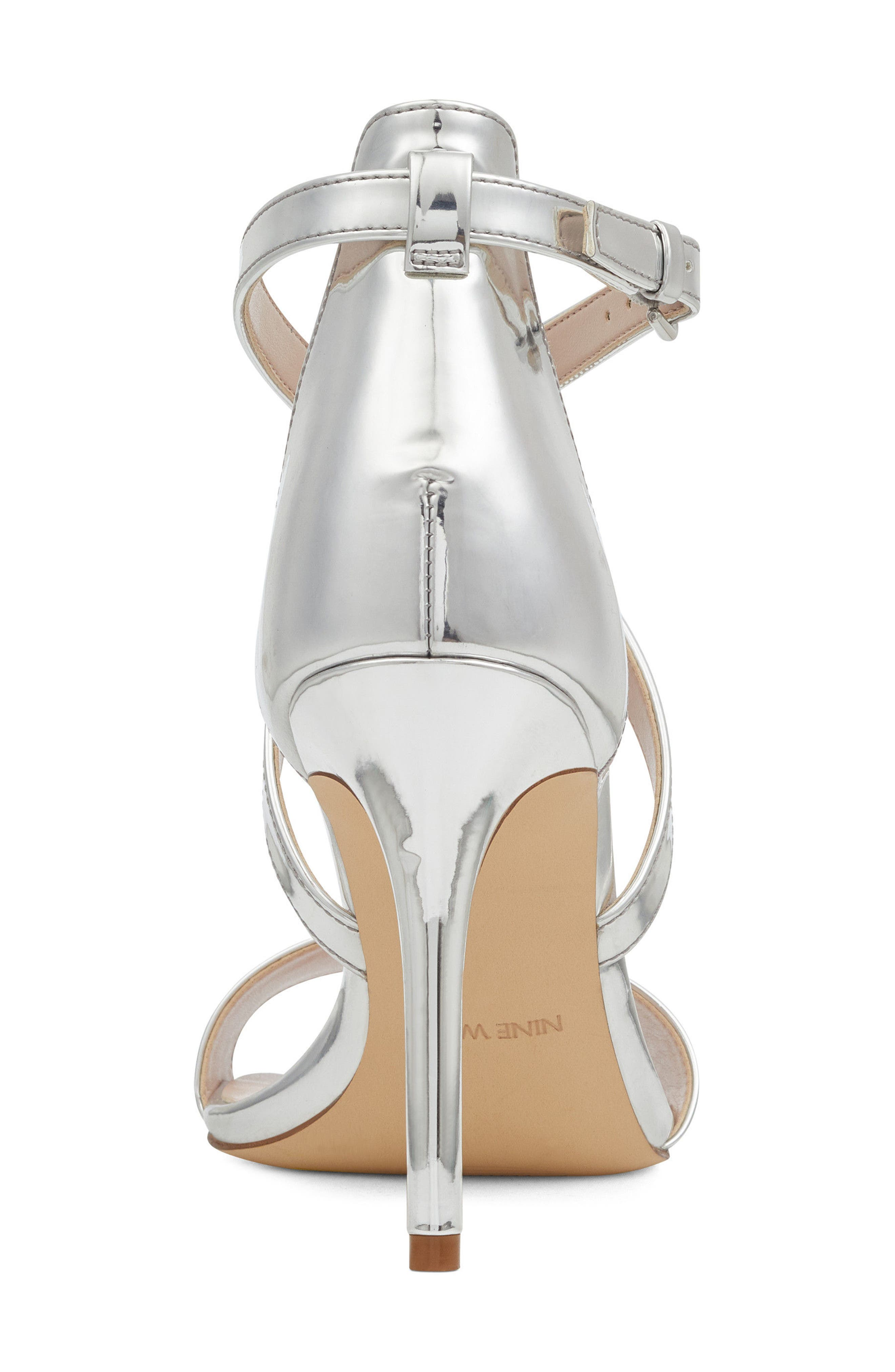 Alternate Image 5  - Nine West Mydebut Strappy Sandal (Women)