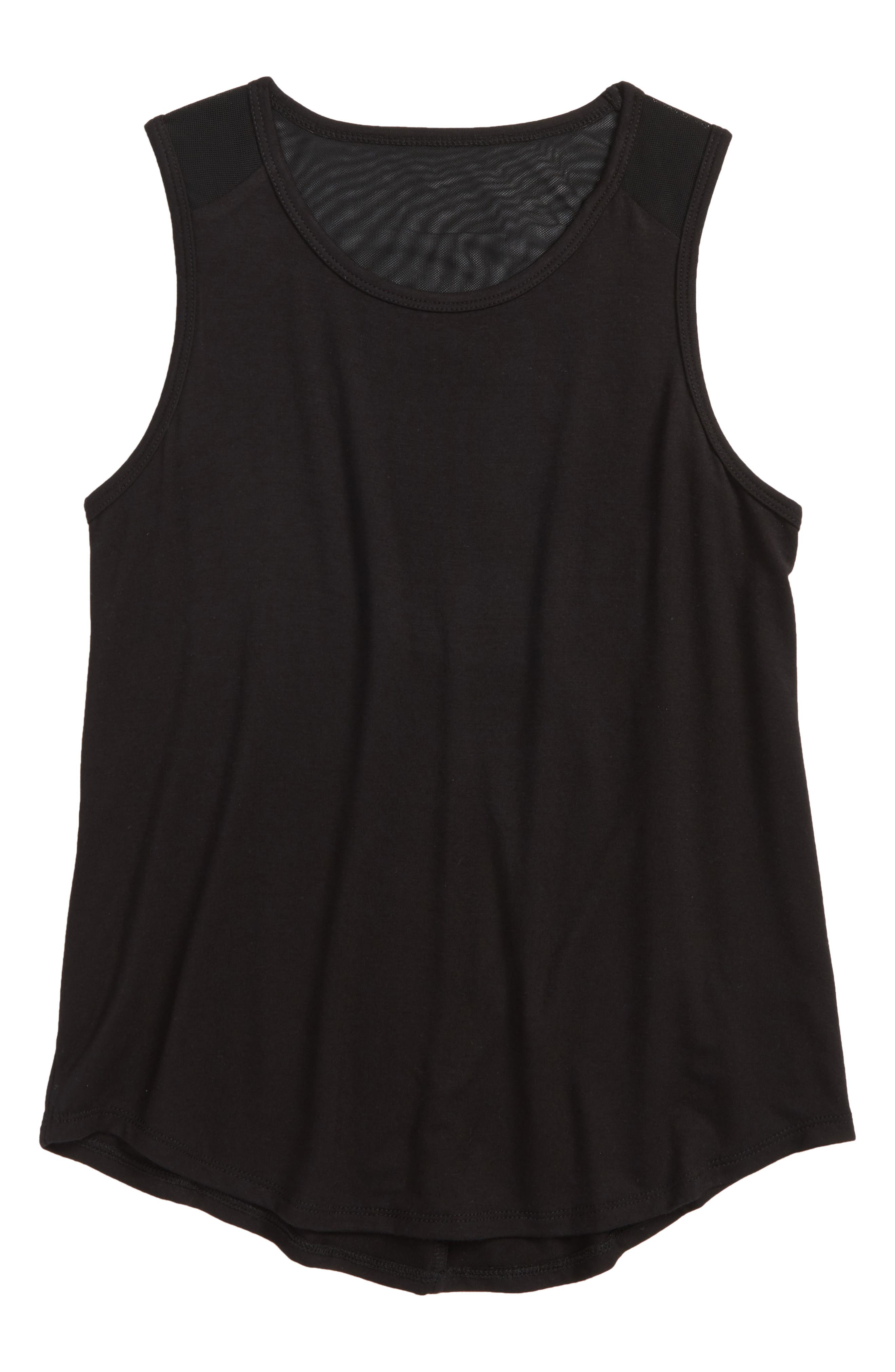 Zella Girl Breeze Tank (Little Girls & Big Girls)