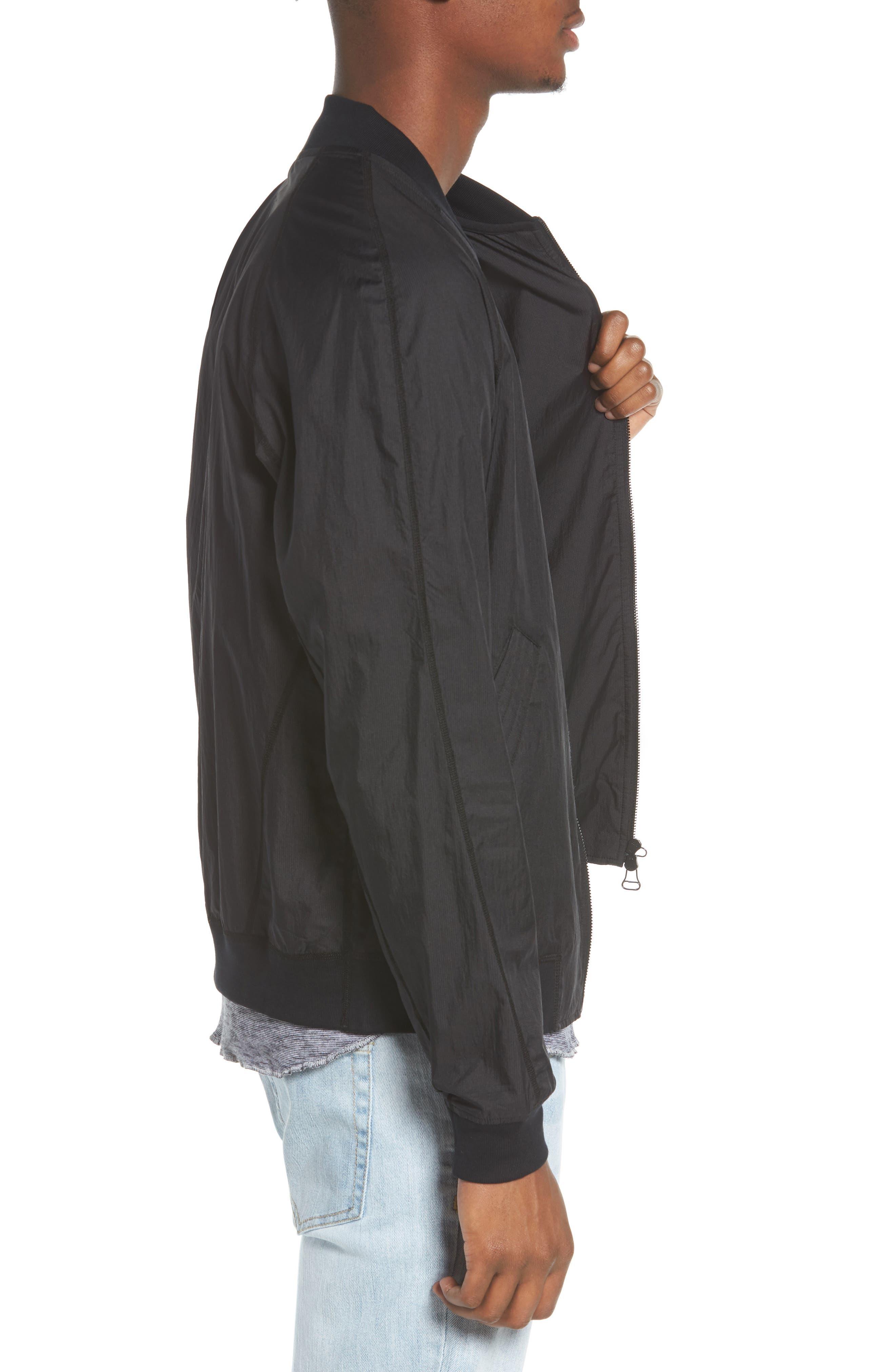 Souvenir Jacket,                             Alternate thumbnail 3, color,                             Black