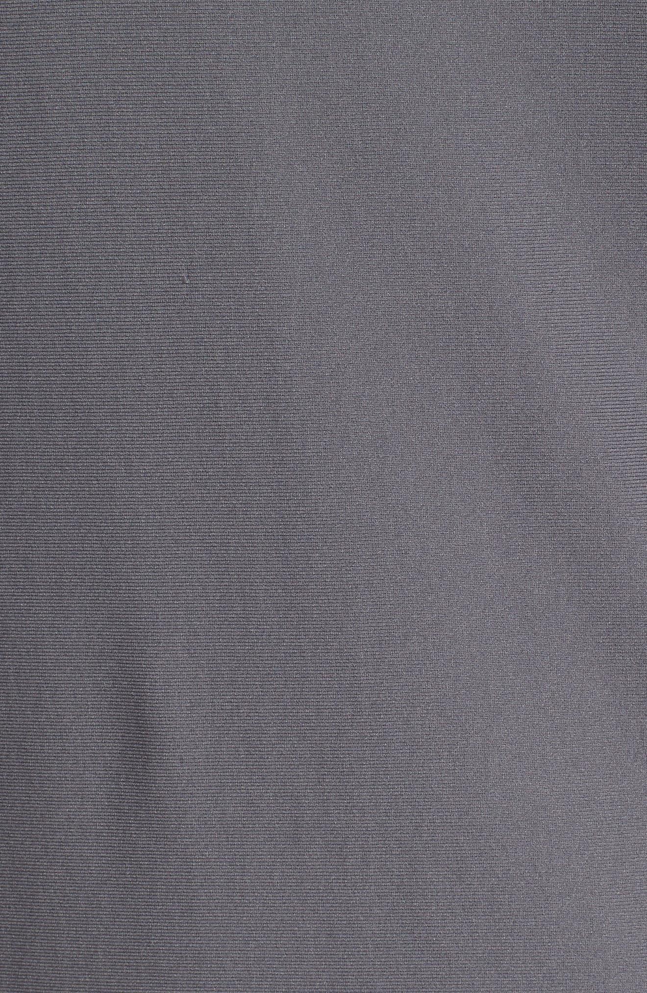Threadborne Vanish Vest,                             Alternate thumbnail 5, color,                             Anthracite / Graphite/ Iron