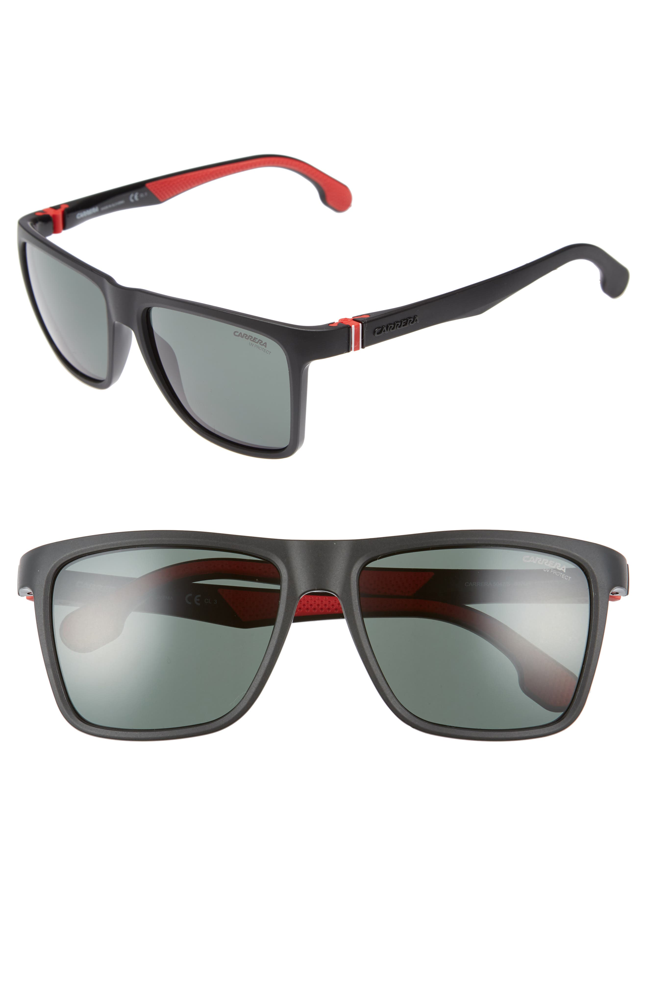 Carrera Eyewear 56mm Sunglasses