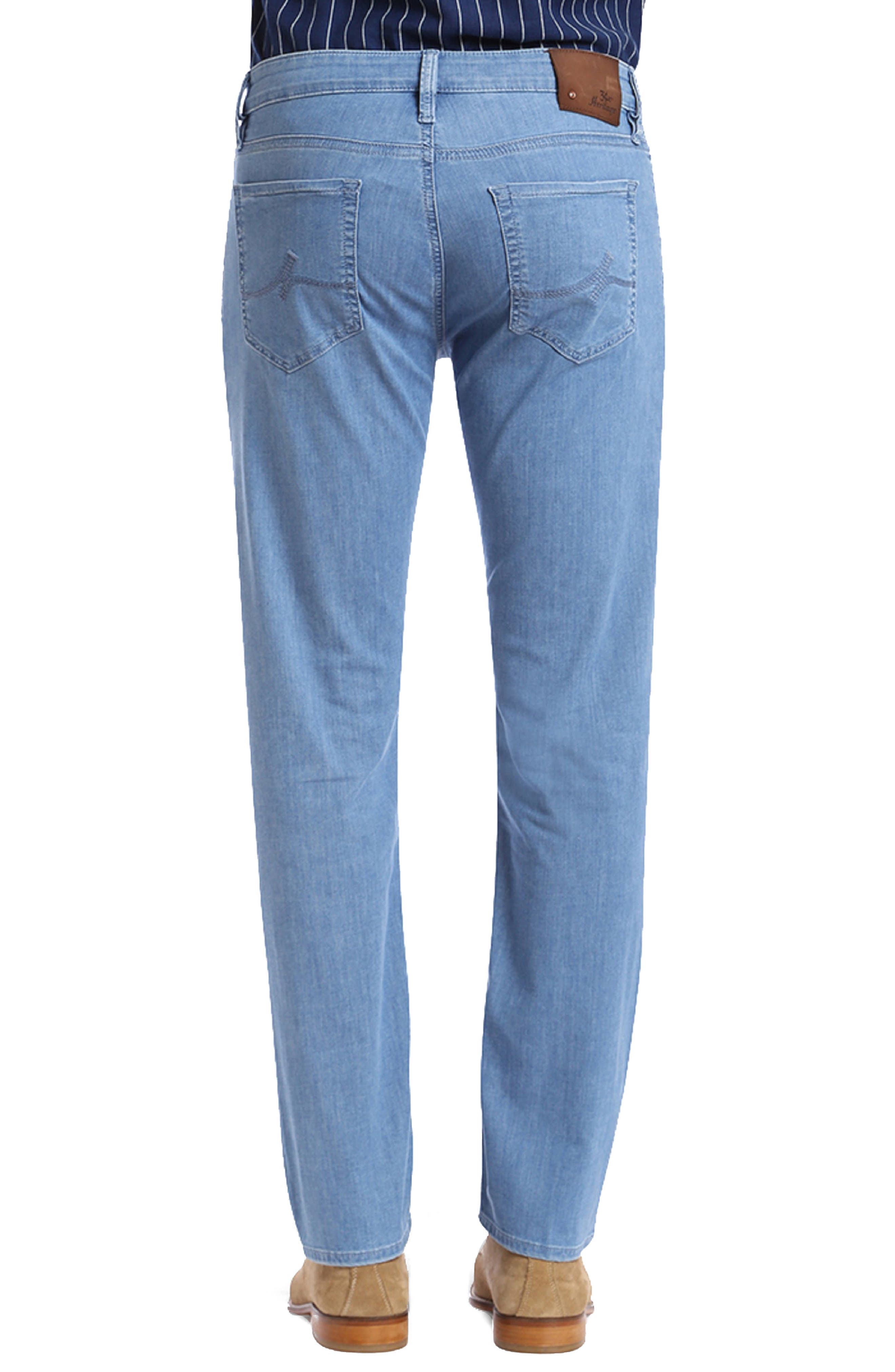 Charisma Relaxed Fit Jeans,                             Alternate thumbnail 2, color,                             Light Maui Denim