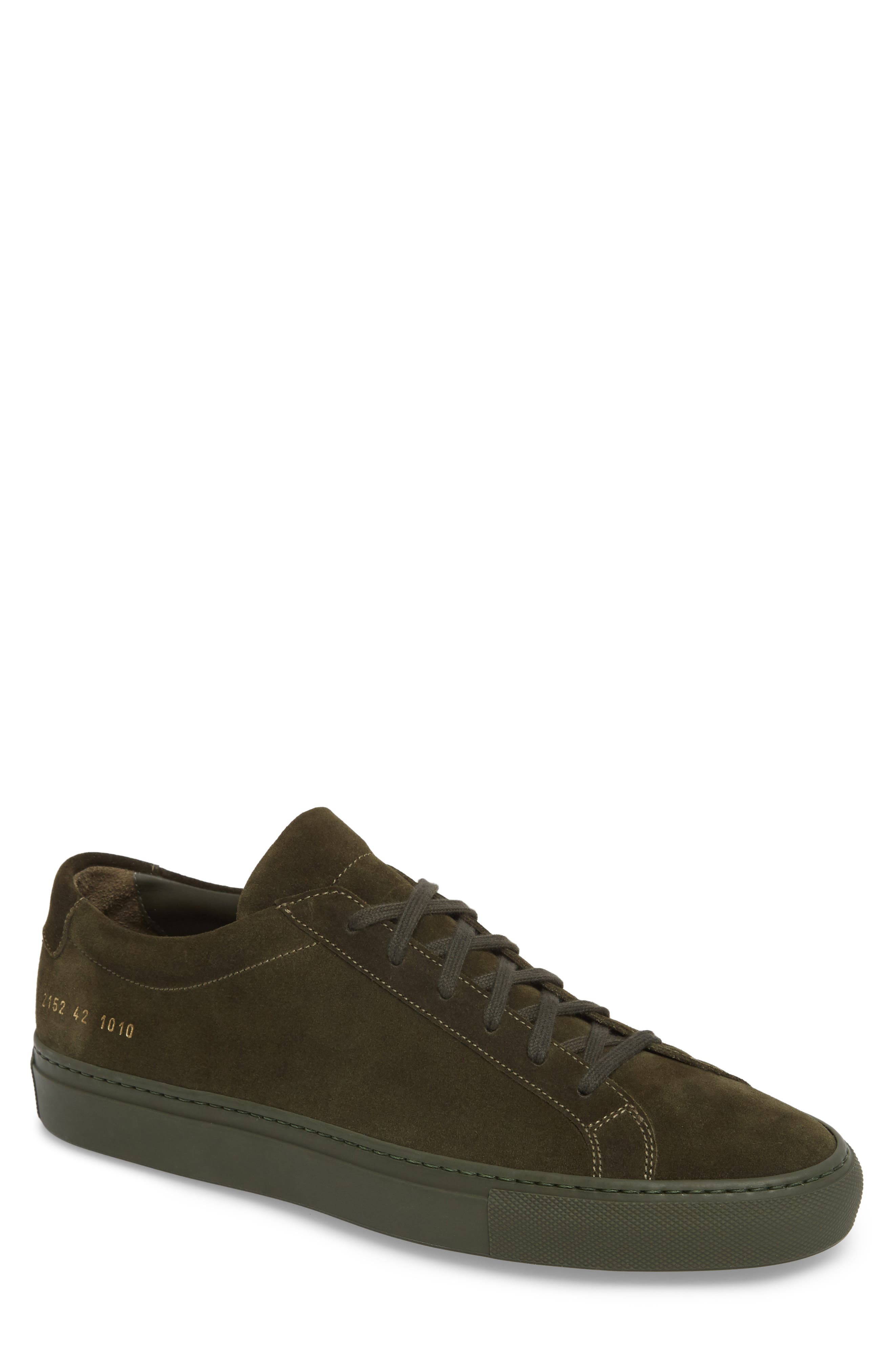 COMMON PROJECTS ORIGINAL ACHILLES LOW TOP SNEAKER