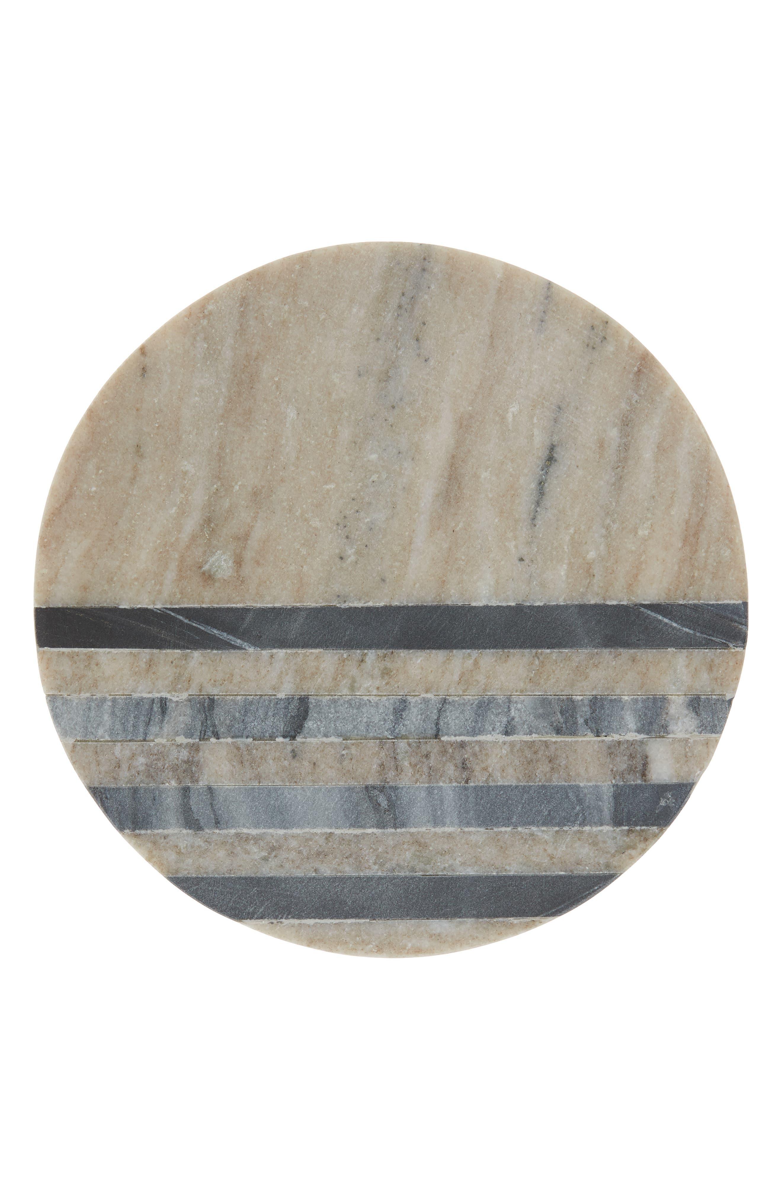 Nordstrom at Home Marble Stripe Trivet