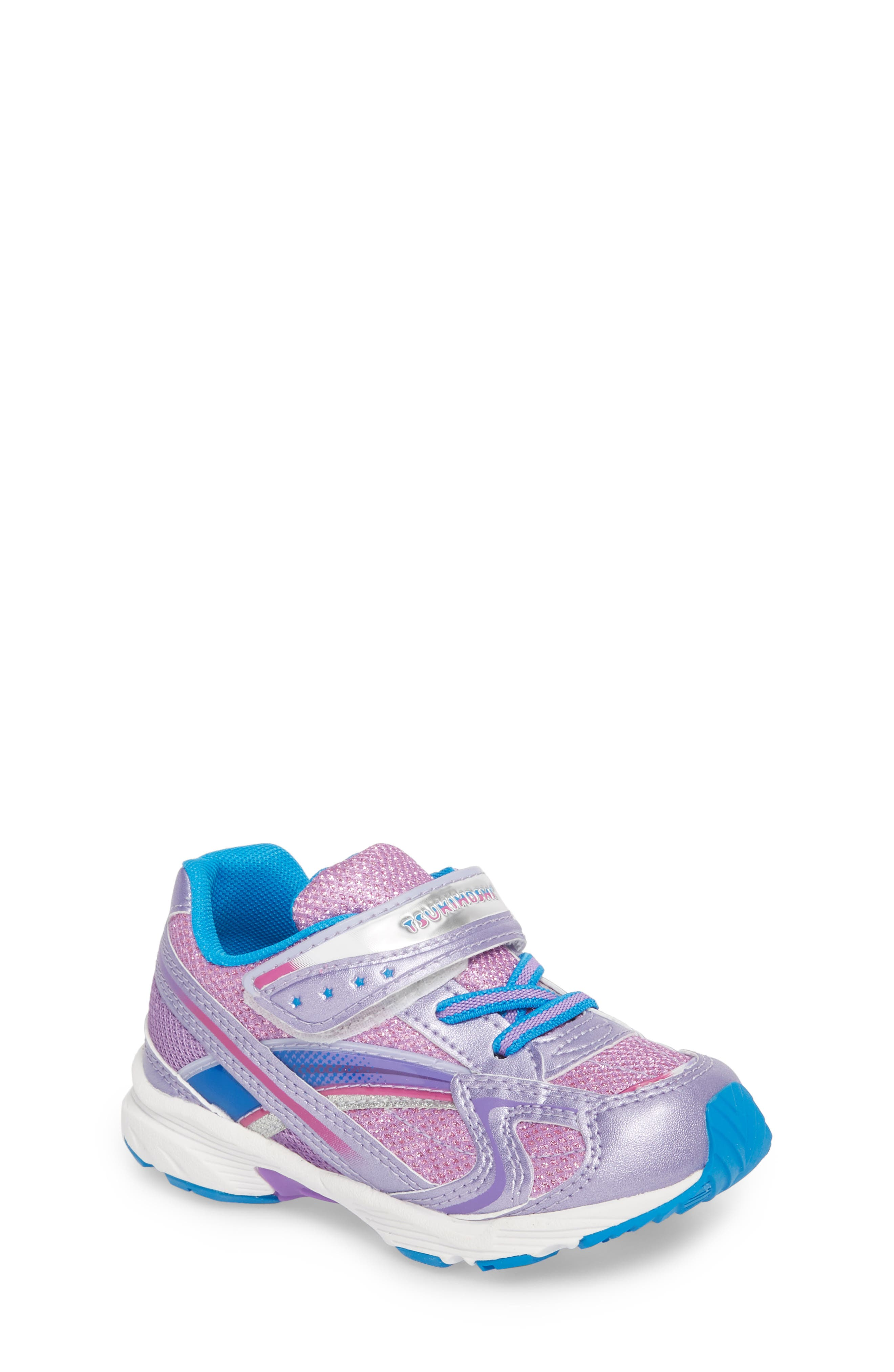 Tsukihoshi Glitz Washable Sneaker (Toddler & Little Kid)
