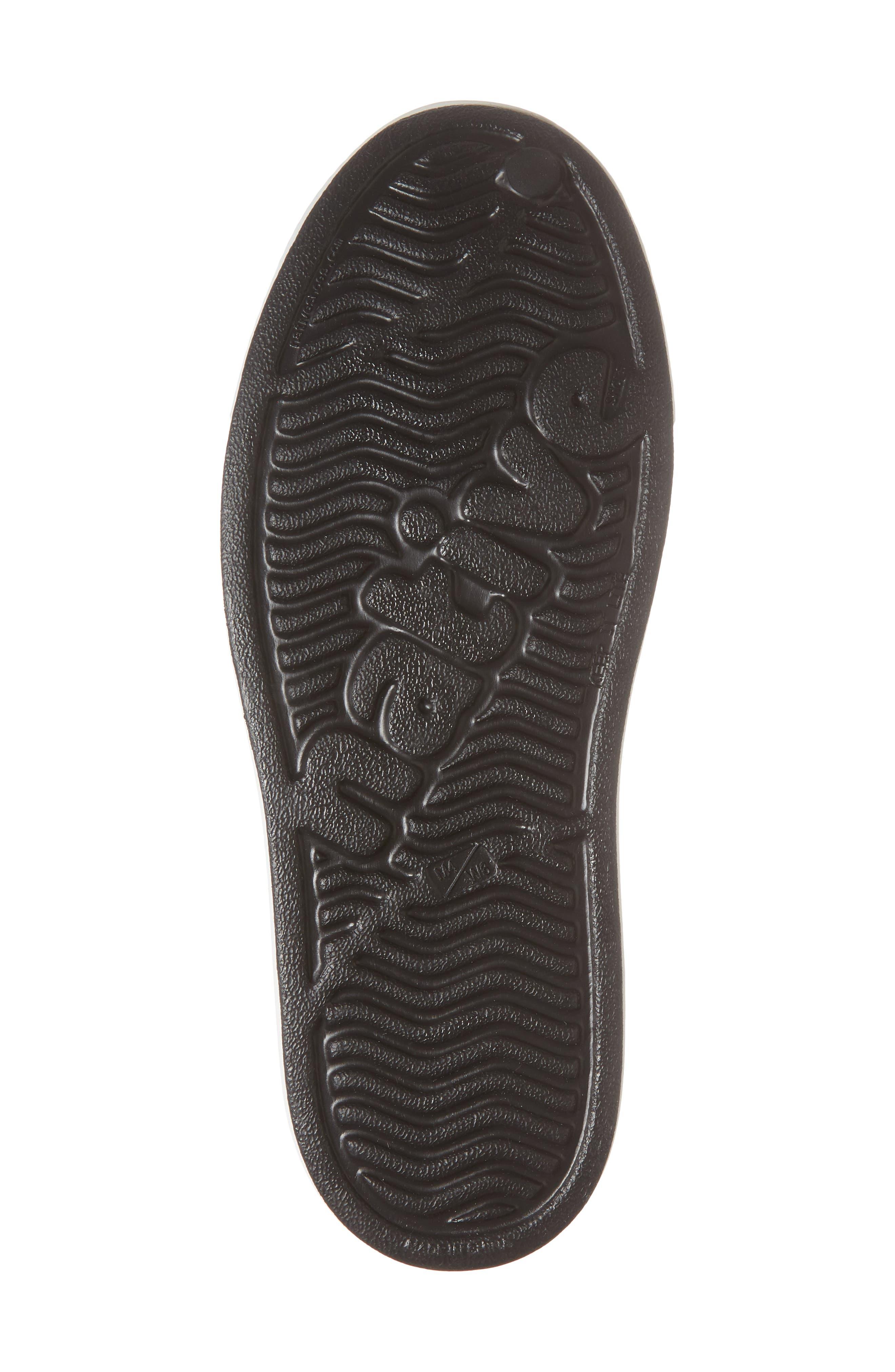 'Jefferson' Printed Slip-On Sneaker,                             Alternate thumbnail 6, color,                             Jiffy Black/ White/ Big Star