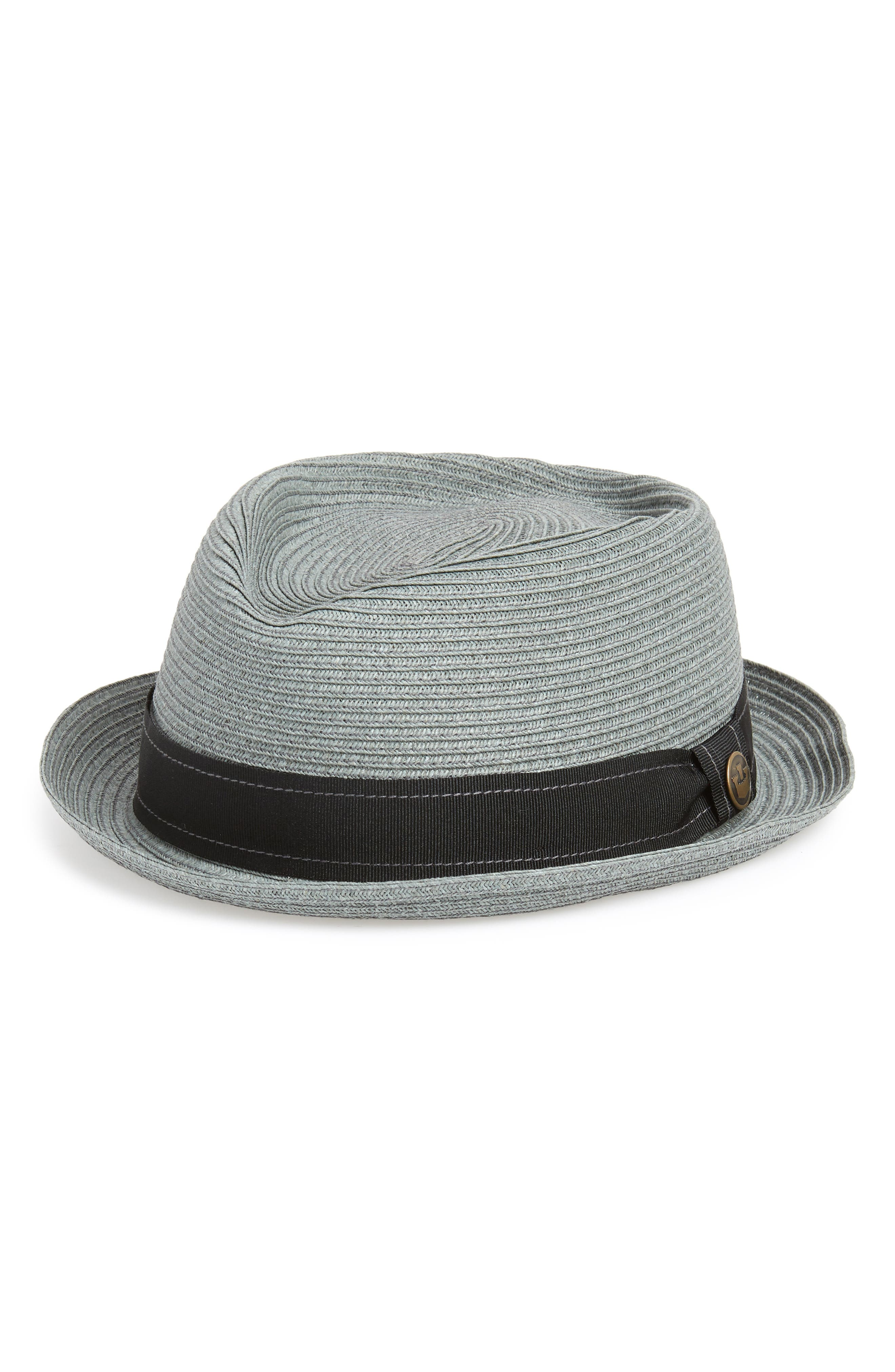 Goorin Brothers Big Joe Porkpie Hat
