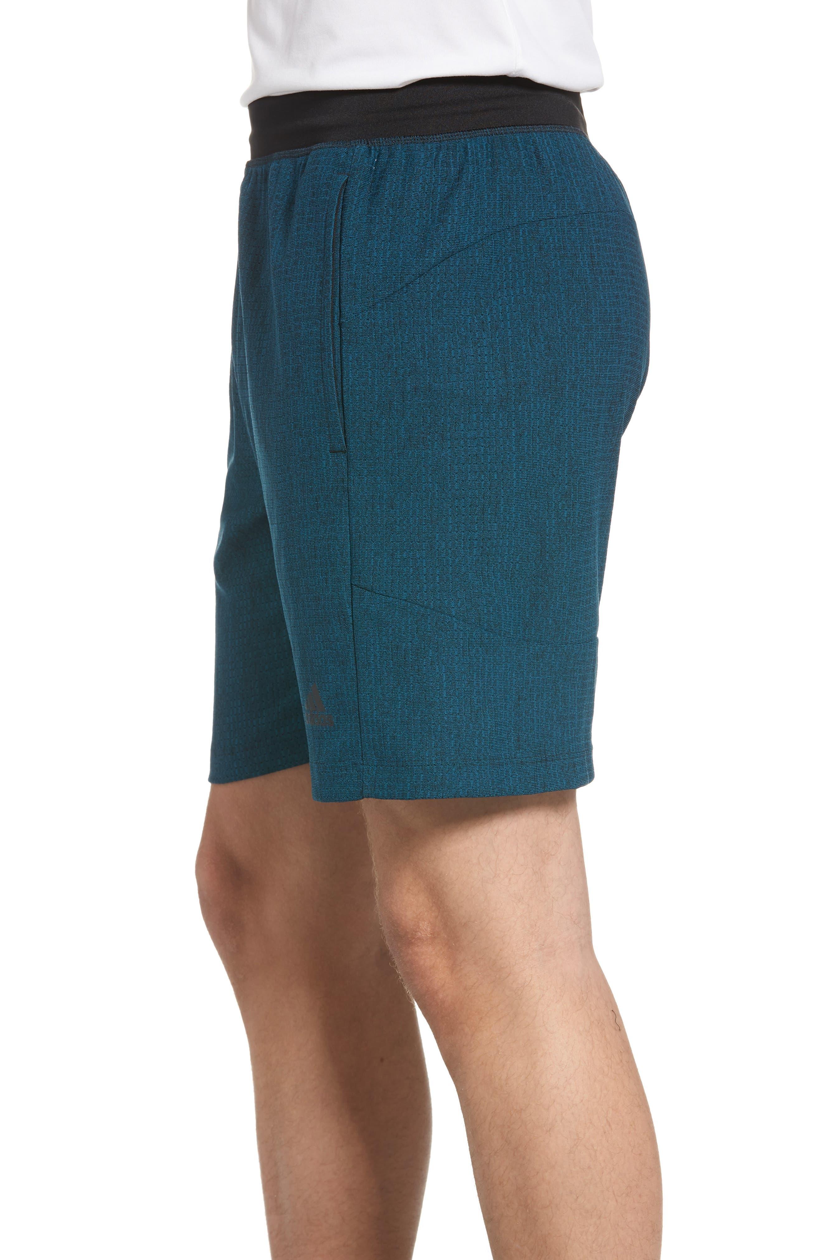 Speedbreaker Shorts,                             Alternate thumbnail 3, color,                             Real Teal