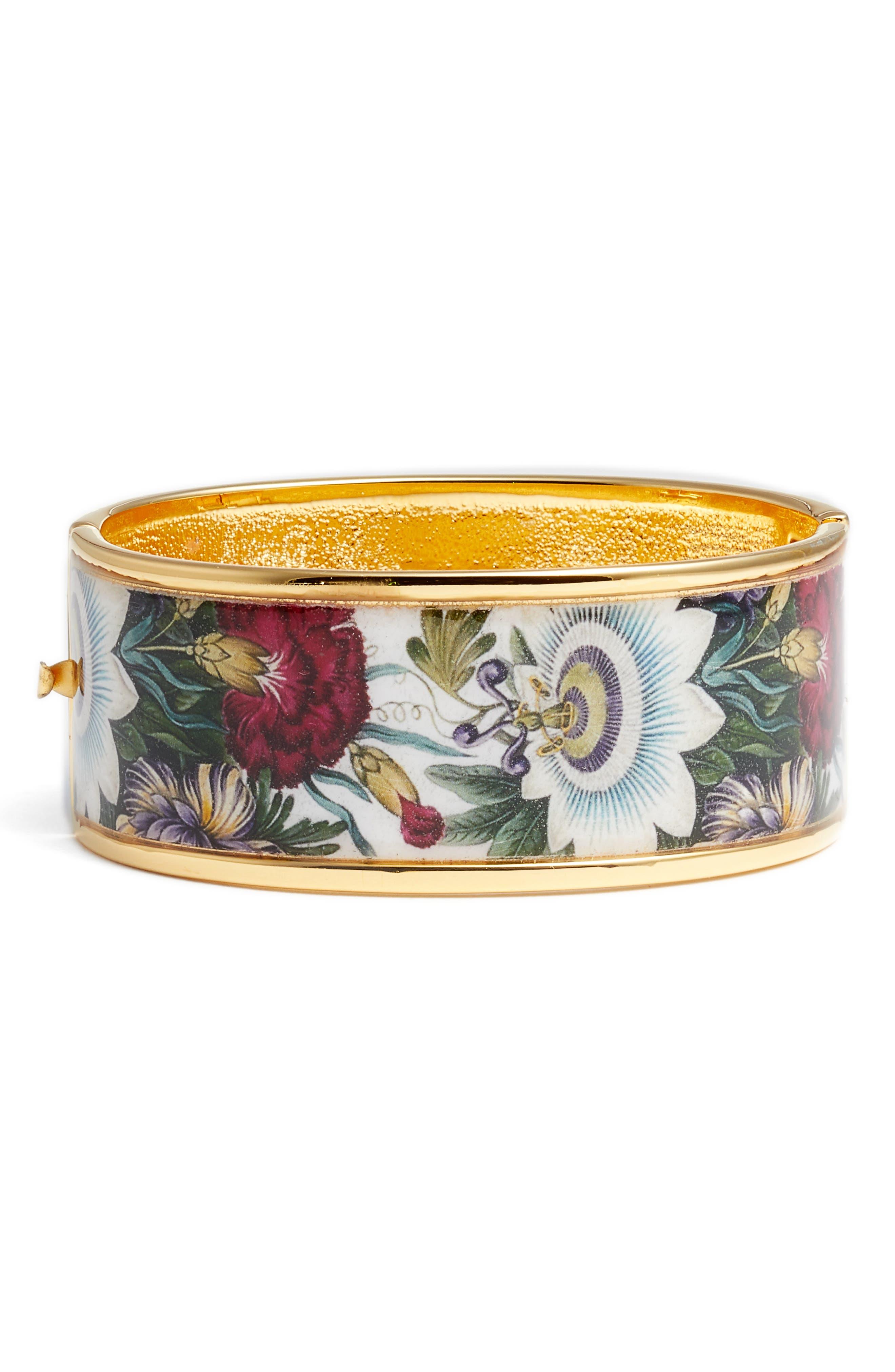 Rudiments Hinge Bracelet,                         Main,                         color, Multi