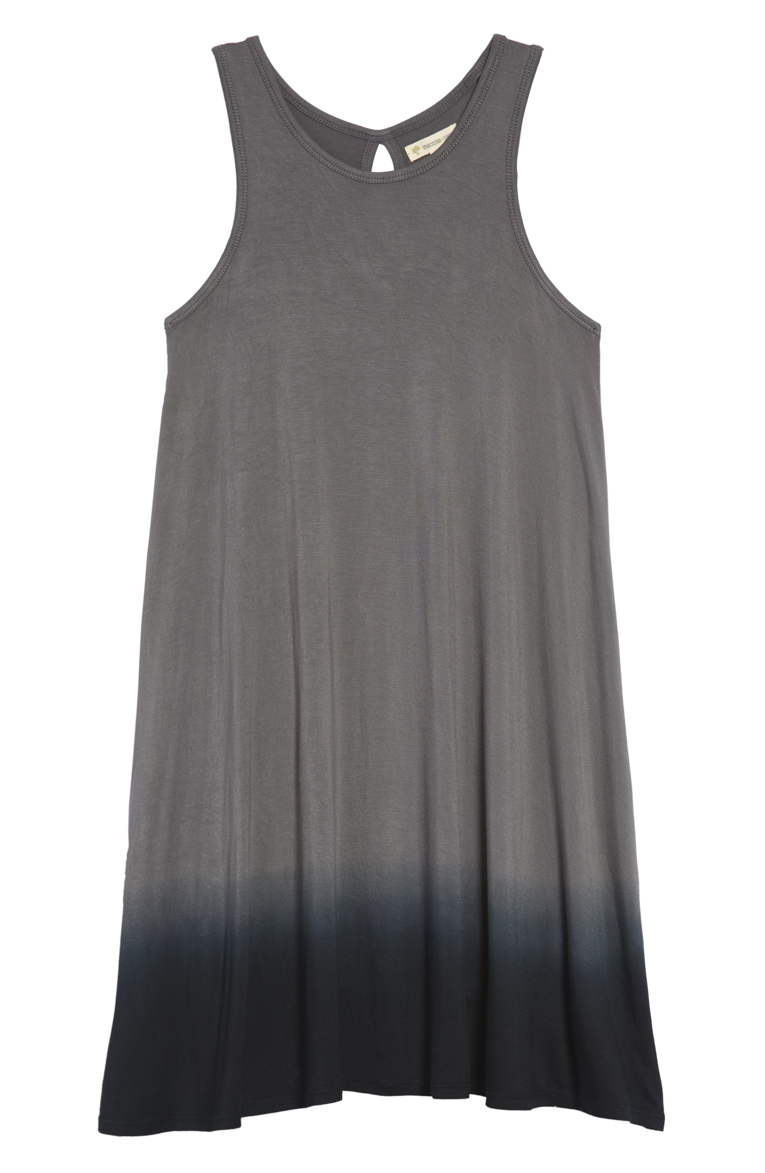 Tucker + Tate Dip Dye Tank Dress (Big Girls)