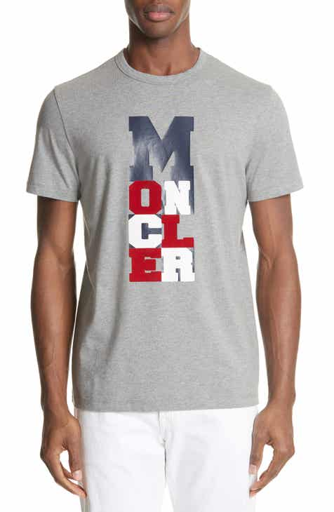 2fba1eb49 Men s Moncler T-Shirts   Graphic Tees