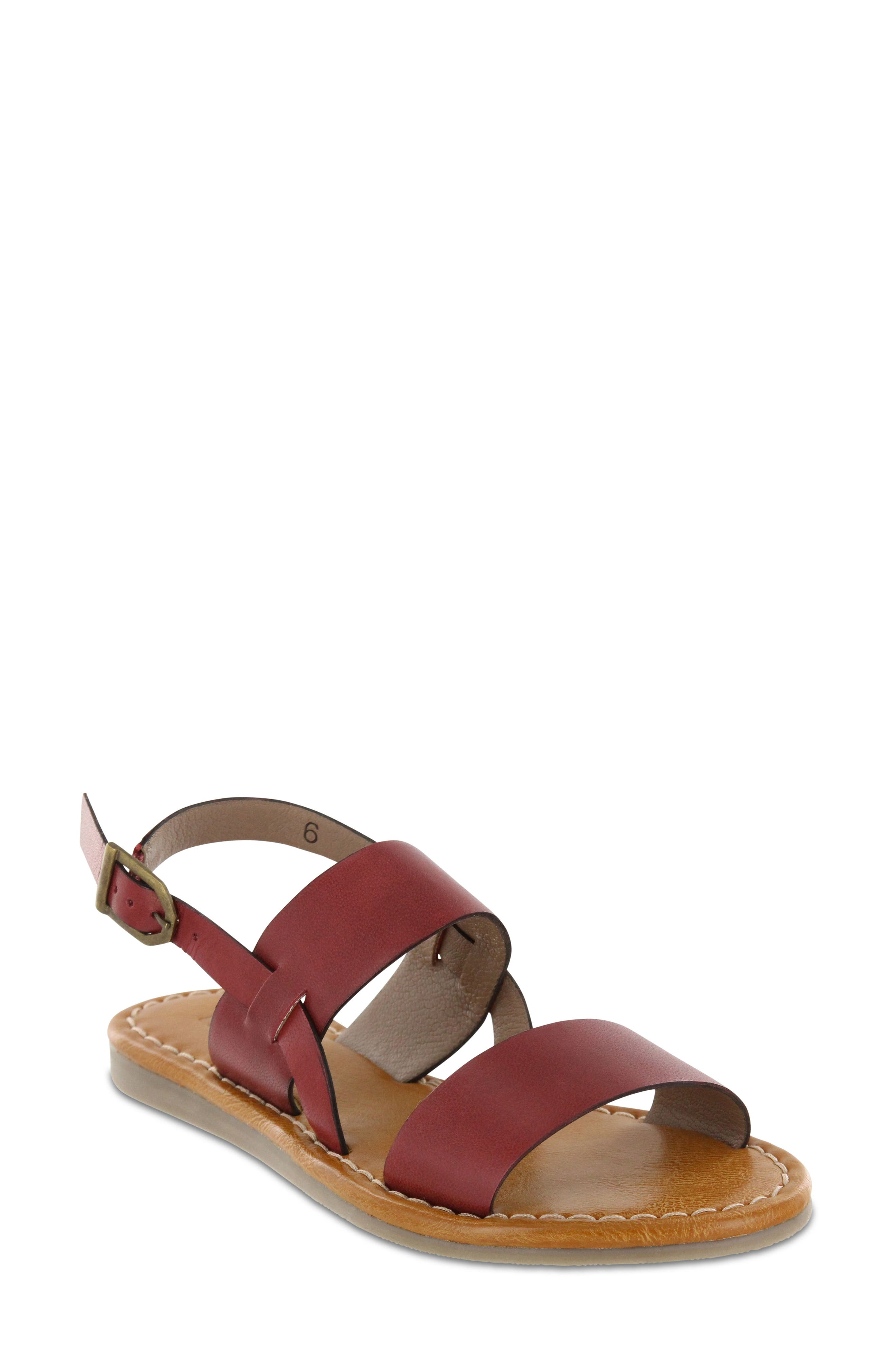 MIA Elina Flat Sandal (Women)