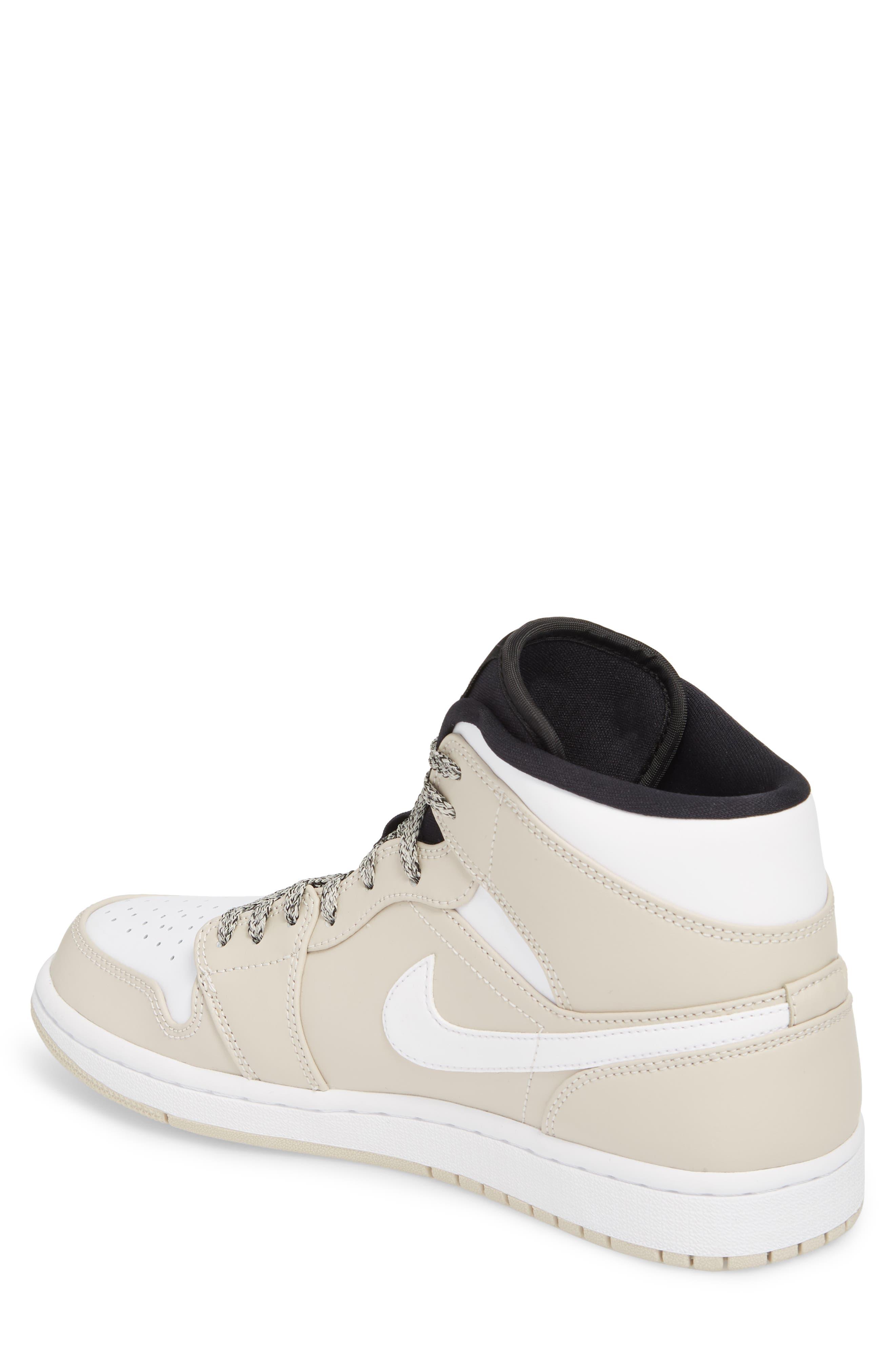 Alternate Image 2  - Nike 'Air Jordan 1 Mid' Sneaker (Men)
