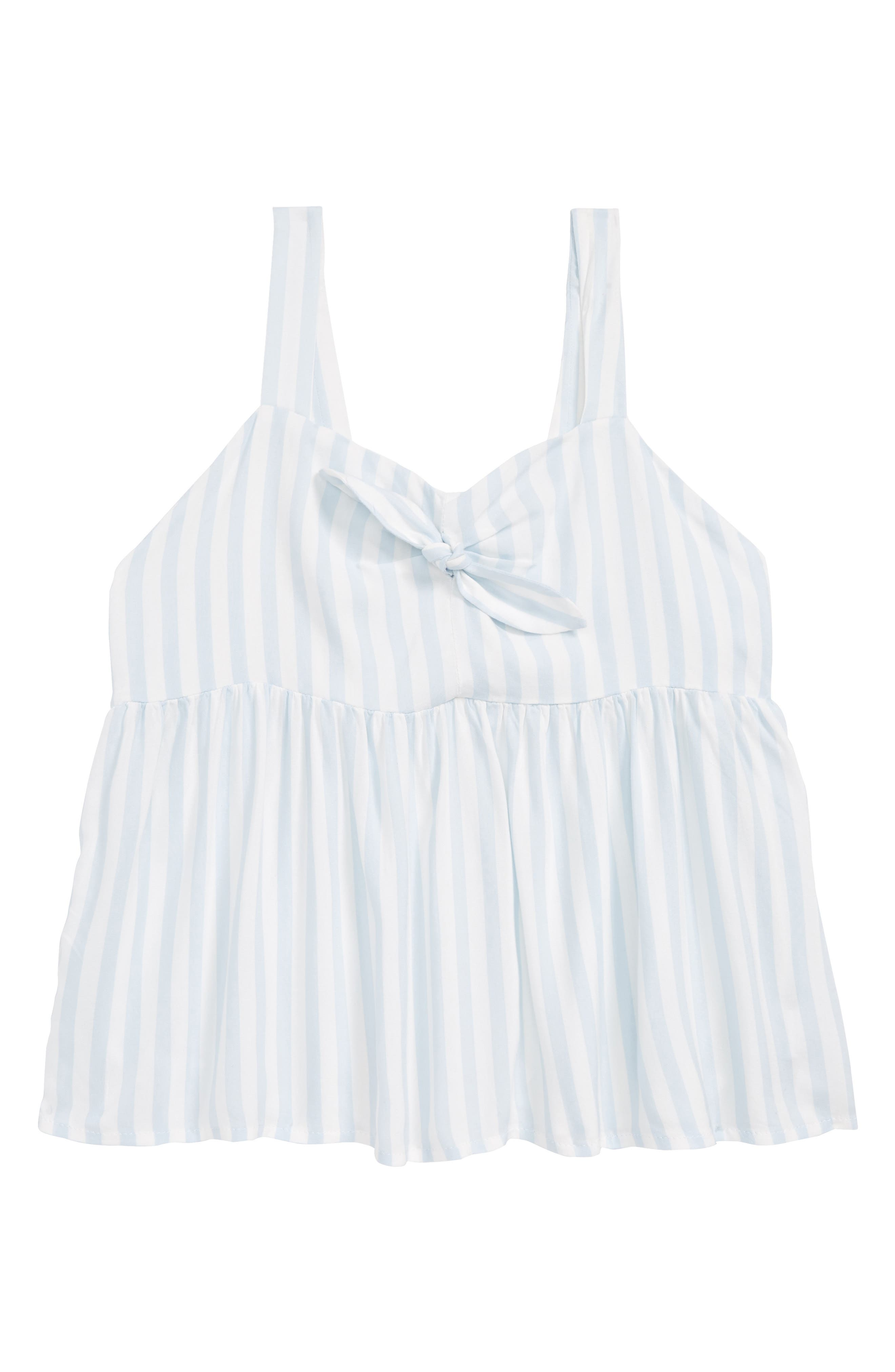 Tucker + Tate Knot Front Top (Big Girls)