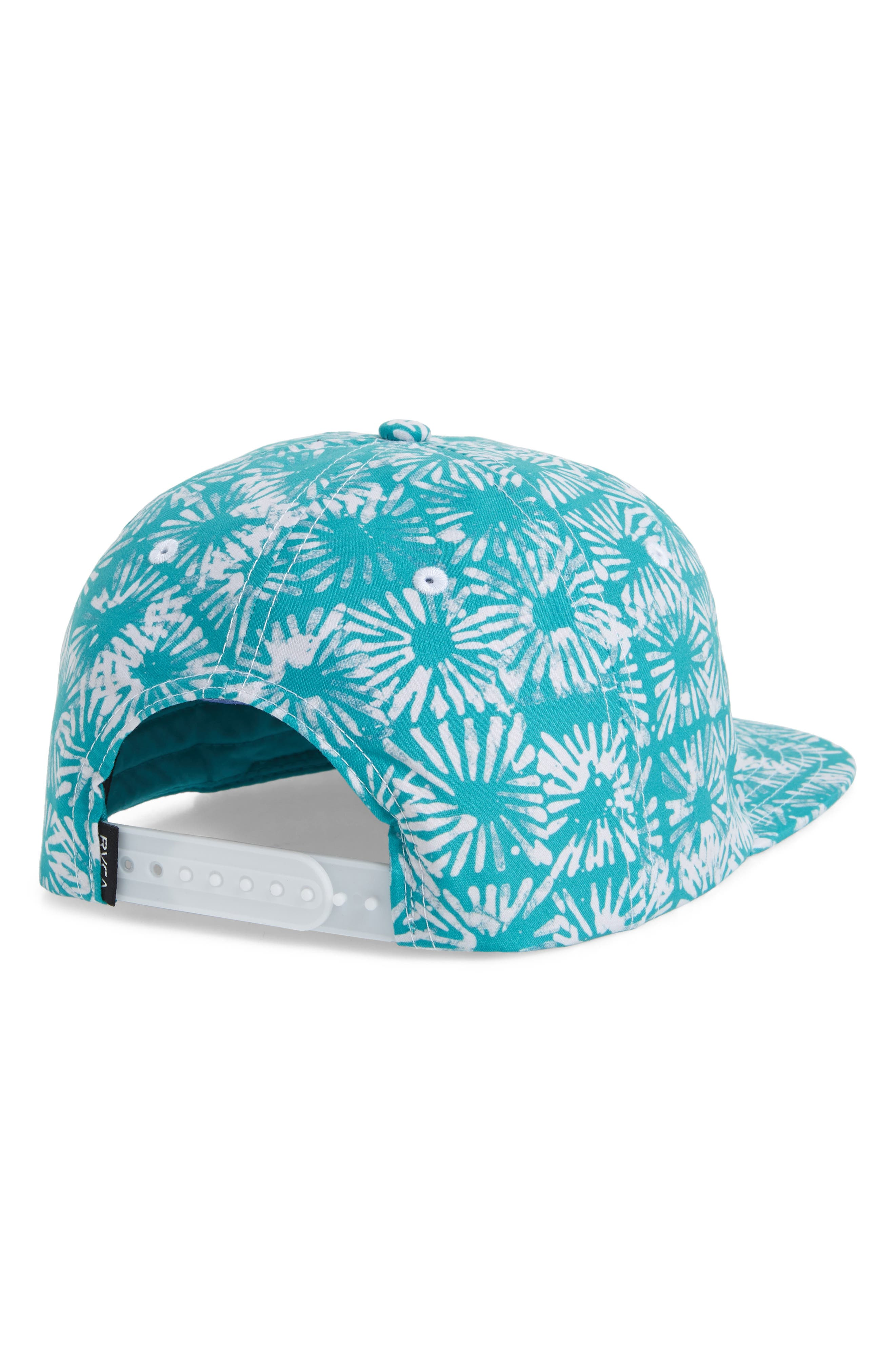 Duh Loris Snapback Cap,                             Alternate thumbnail 2, color,                             Teal