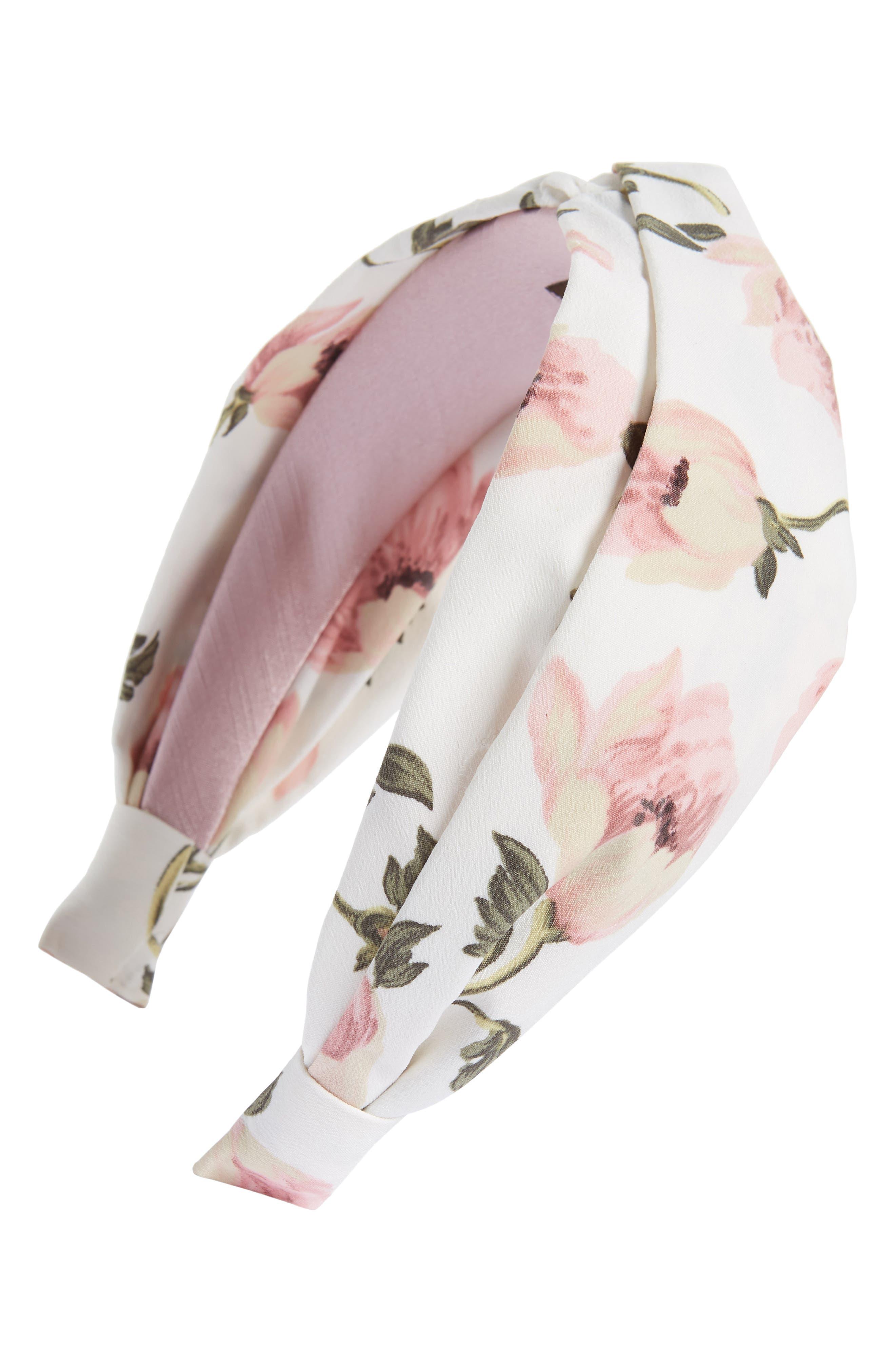 Tasha Turban Knot Floral Headband