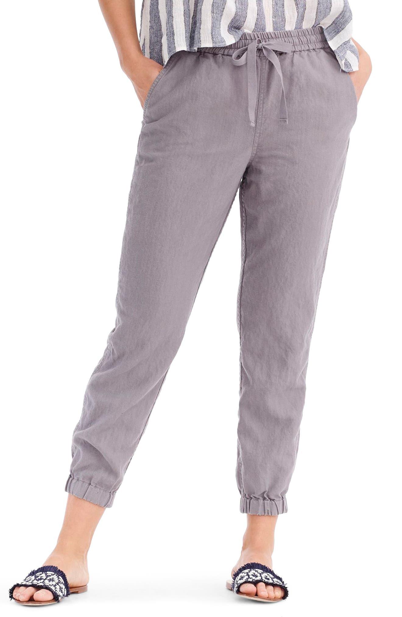 New Seaside Pants,                             Main thumbnail 1, color,                             Slate