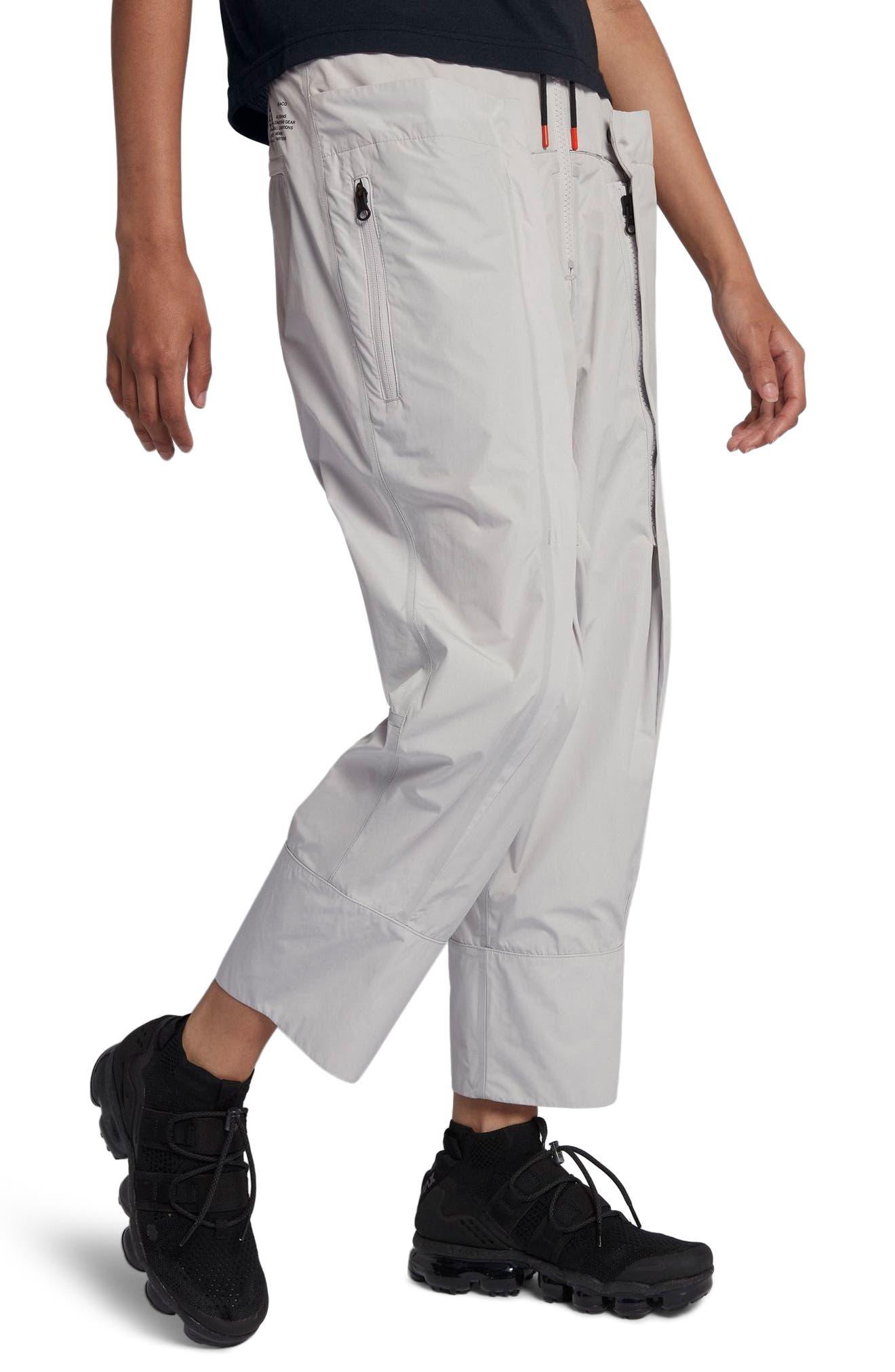 NikeLab ACG Women's Cargo Pants,                             Alternate thumbnail 3, color,                             Vast Grey