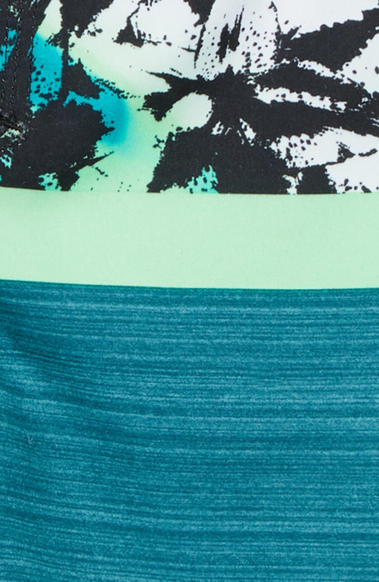 Slab Island Board Shorts,                             Alternate thumbnail 2, color,                             Atlantic Deep
