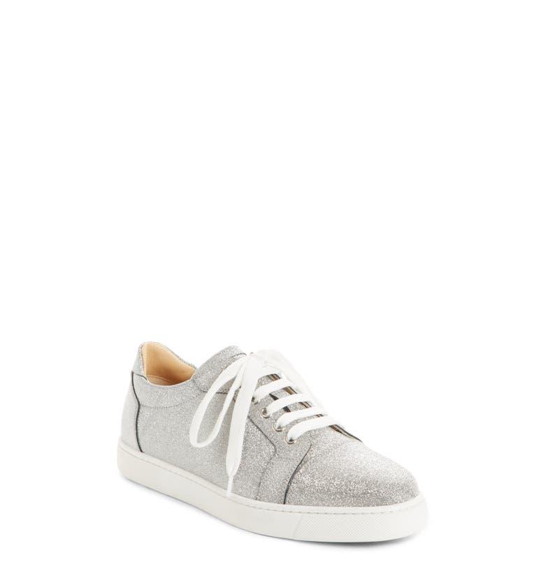 Vieira Glitter Low Top Sneaker