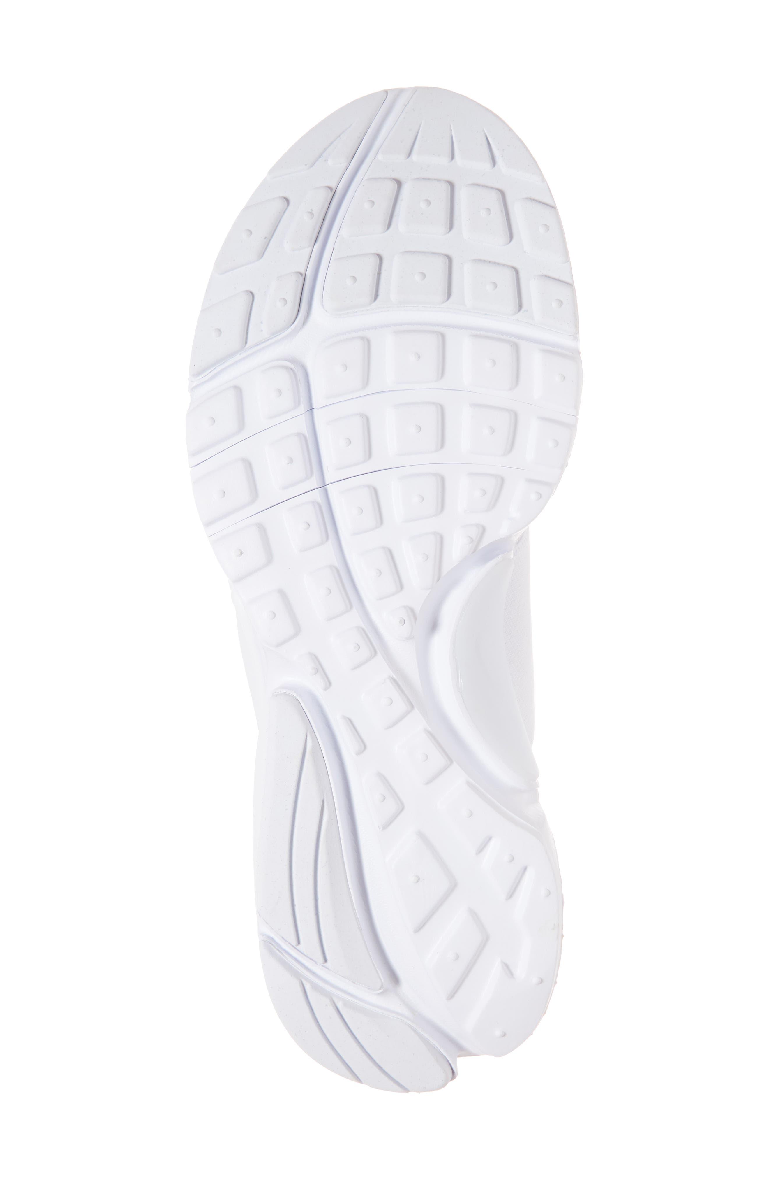 Presto Extreme Sneaker,                             Alternate thumbnail 6, color,                             White/ White/ White