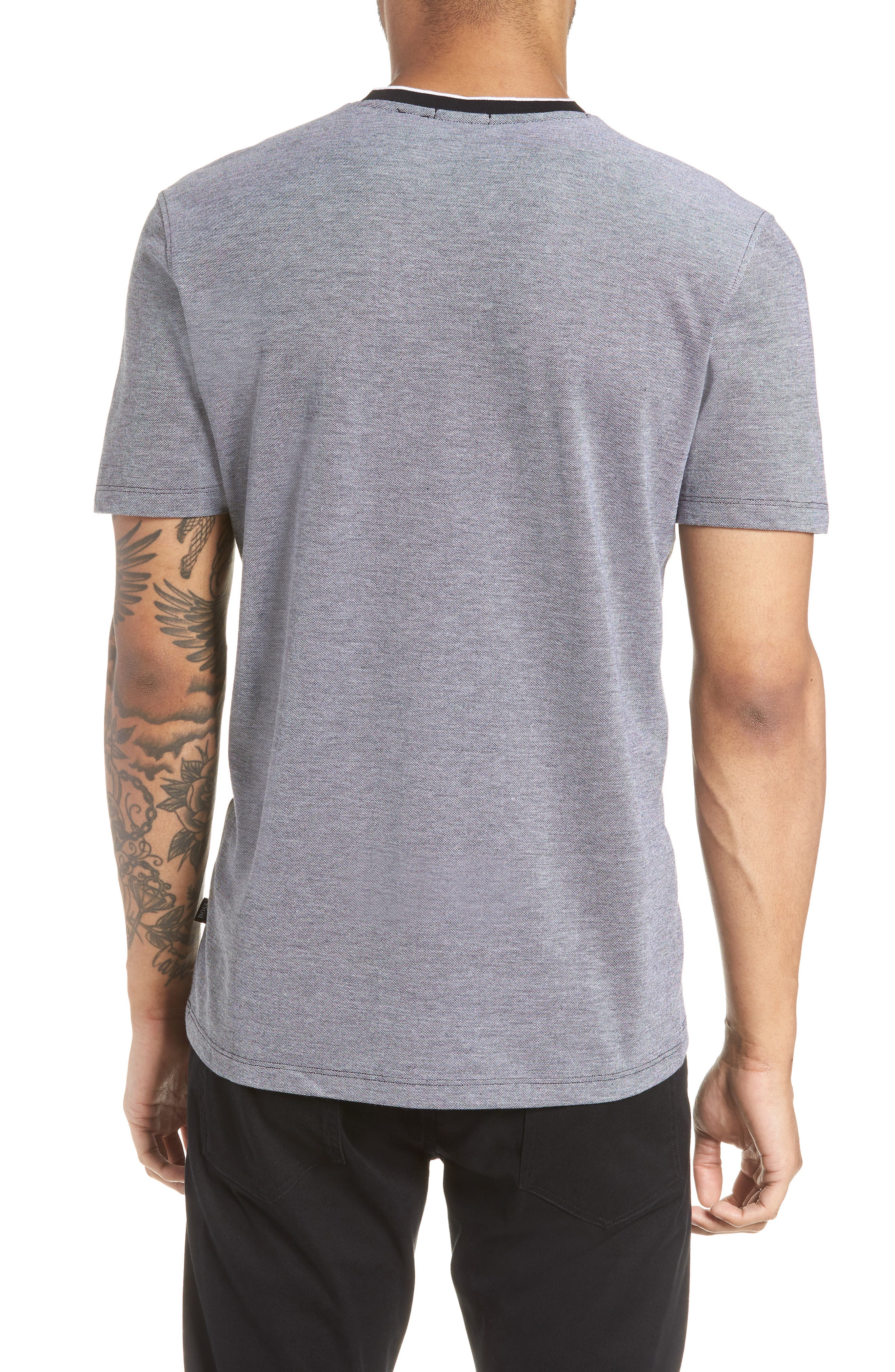 TIlson Regular Fit T-Shirt,                             Alternate thumbnail 2, color,                             Black