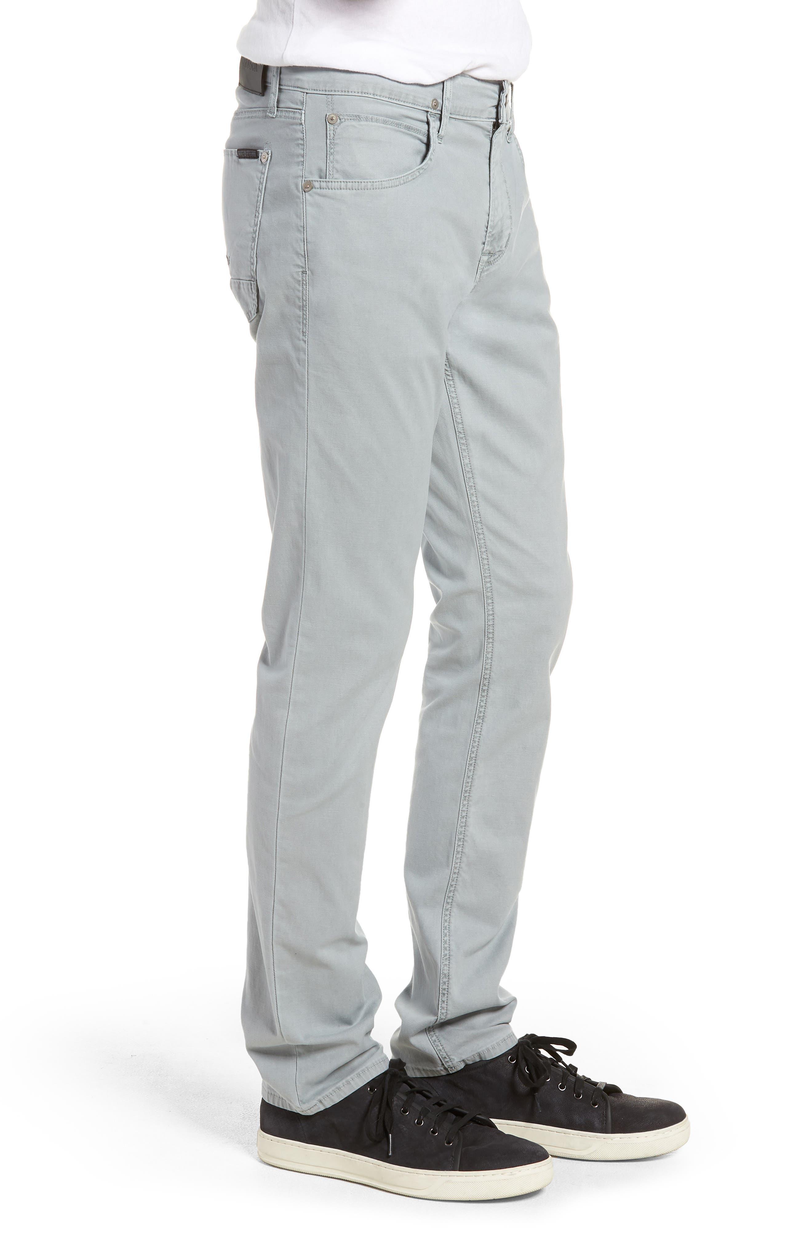 Blake Slim Fit Jeans,                             Alternate thumbnail 3, color,                             Steel Blue
