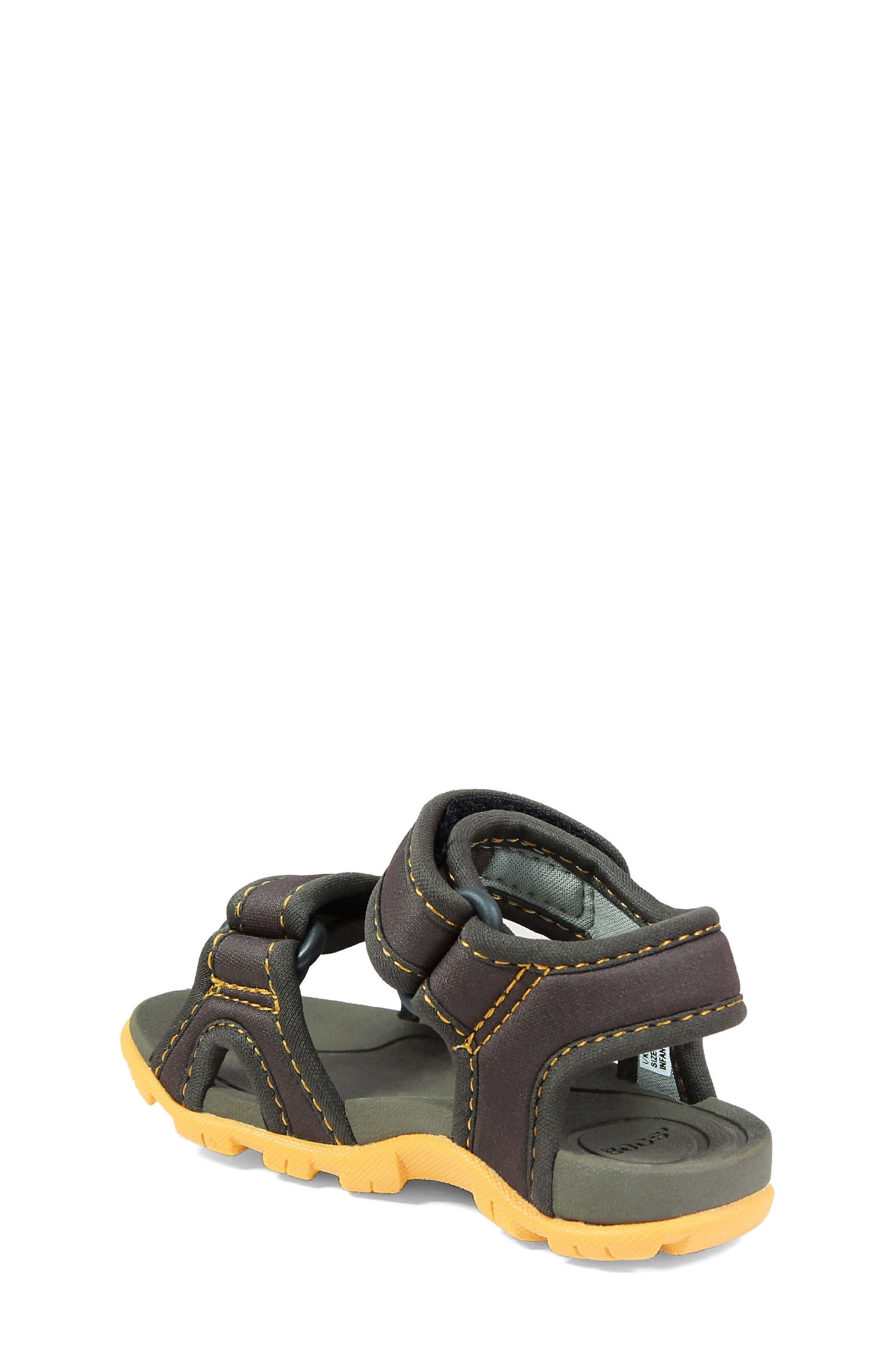 Whitefish Waterproof Sandal,                             Alternate thumbnail 2, color,                             Olive Multi