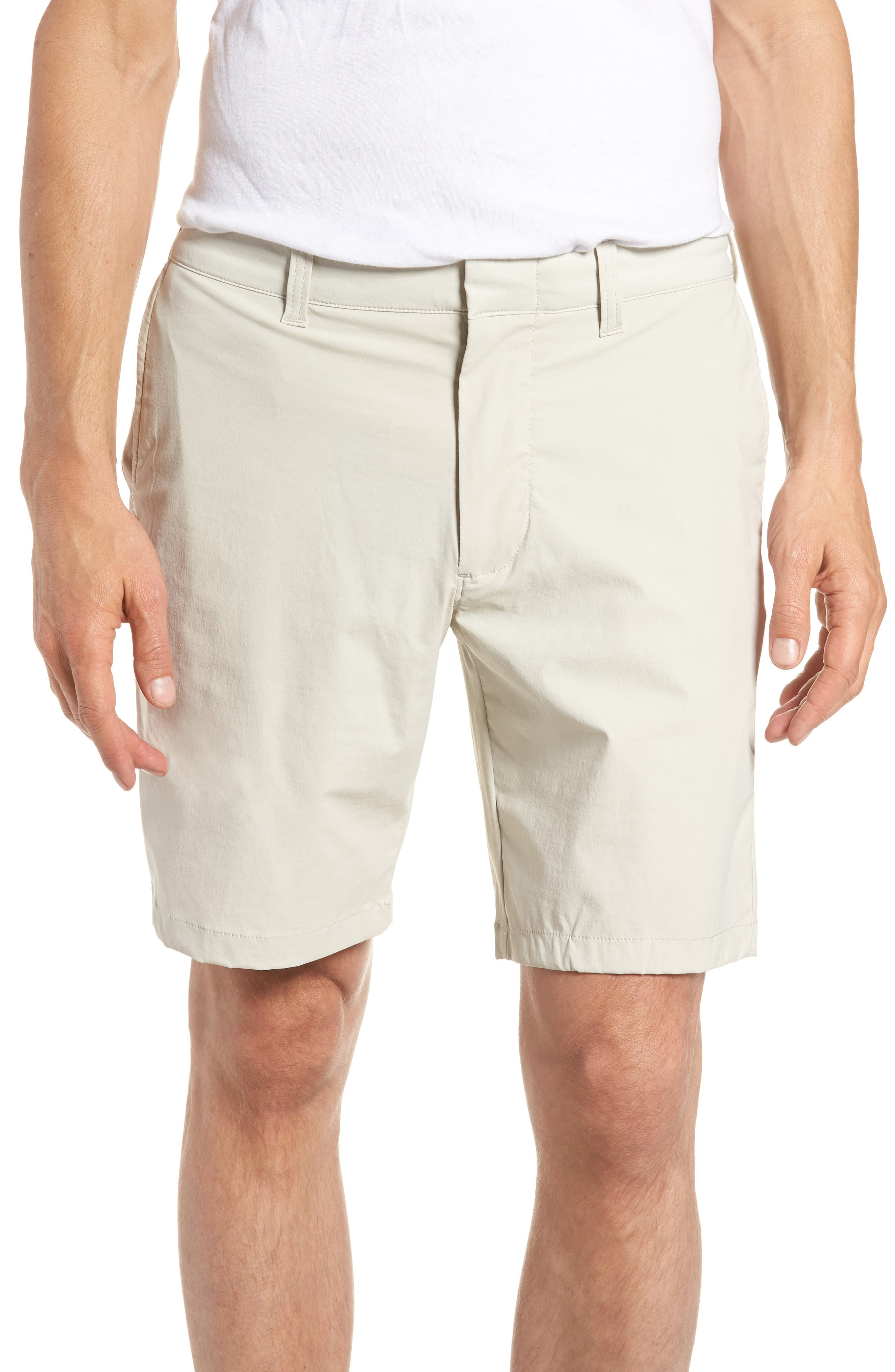 Tech Shorts,                         Main,                         color, Stone