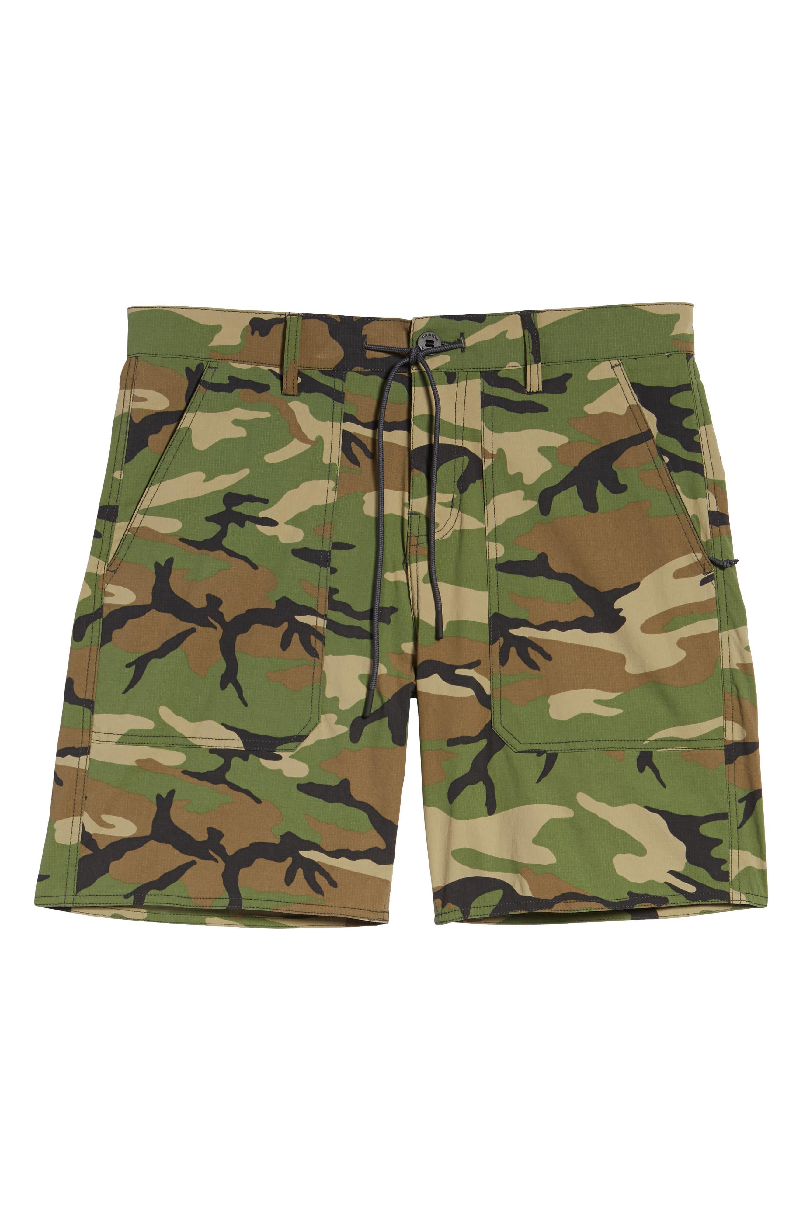 Prospect Service Shorts,                             Alternate thumbnail 6, color,                             Multi Camo