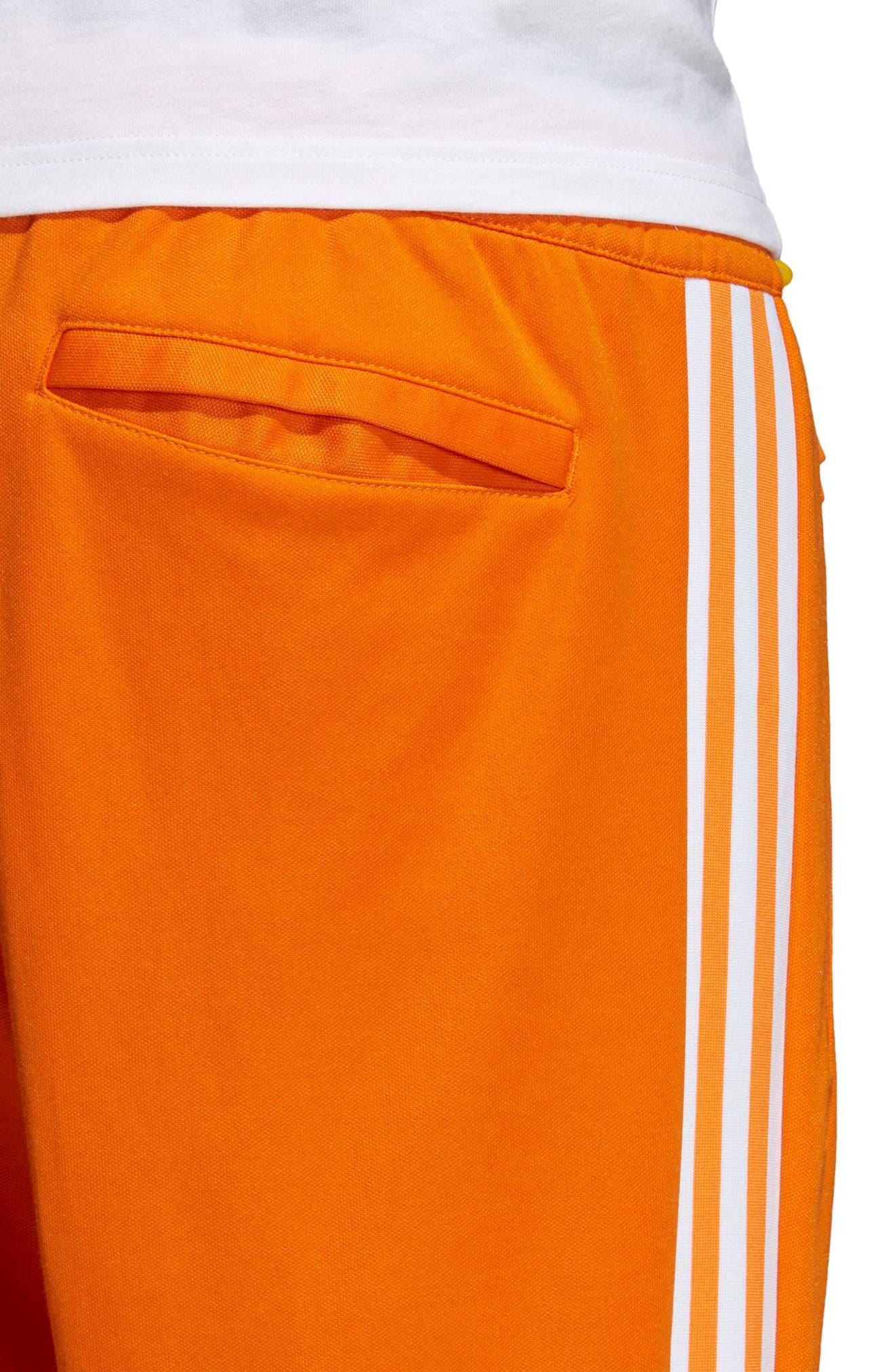 BB Track Pants,                             Alternate thumbnail 4, color,                             Bright Orange