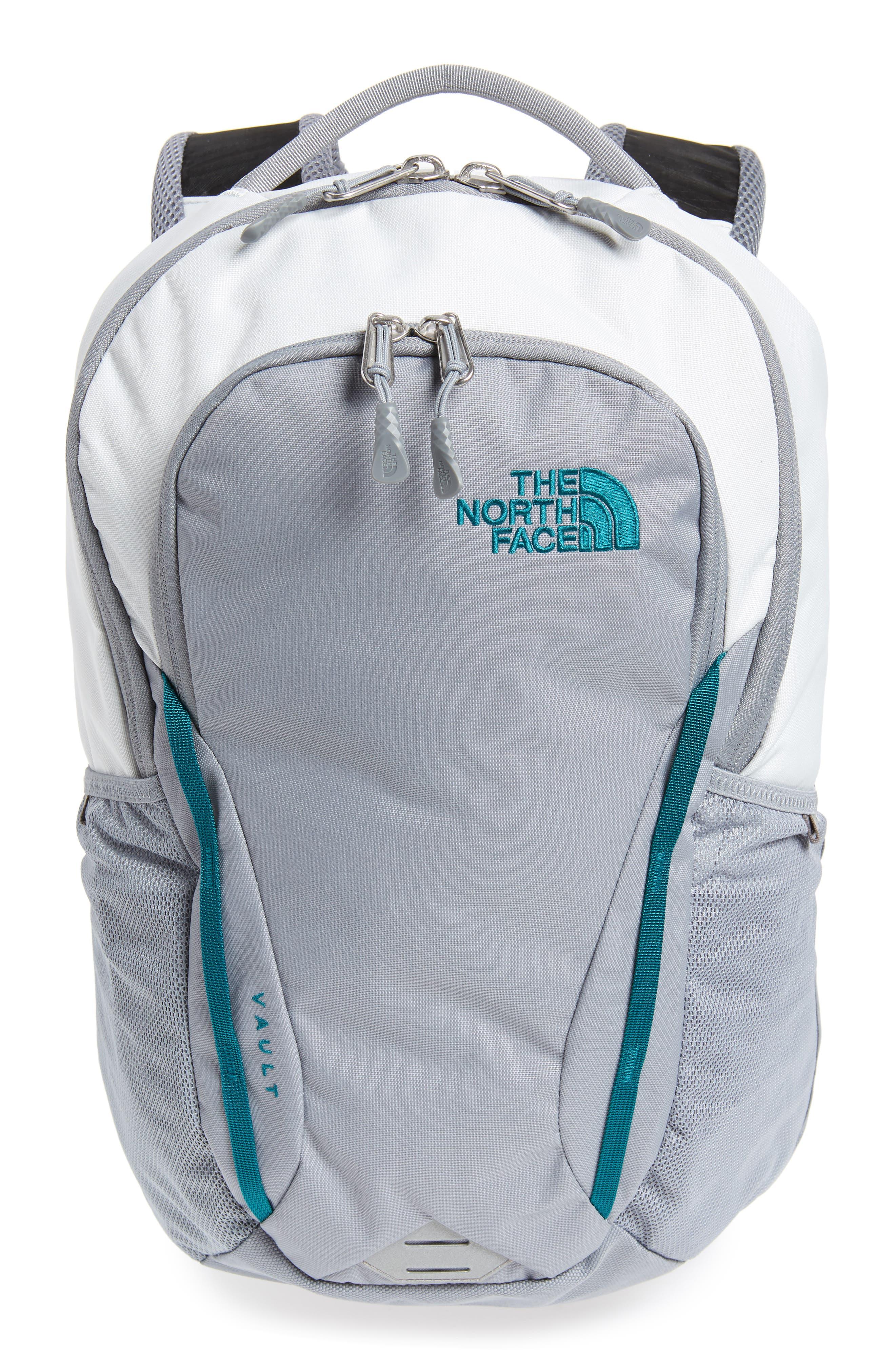 Vault Backpack,                         Main,                         color, Tin Grey/ Mid Grey