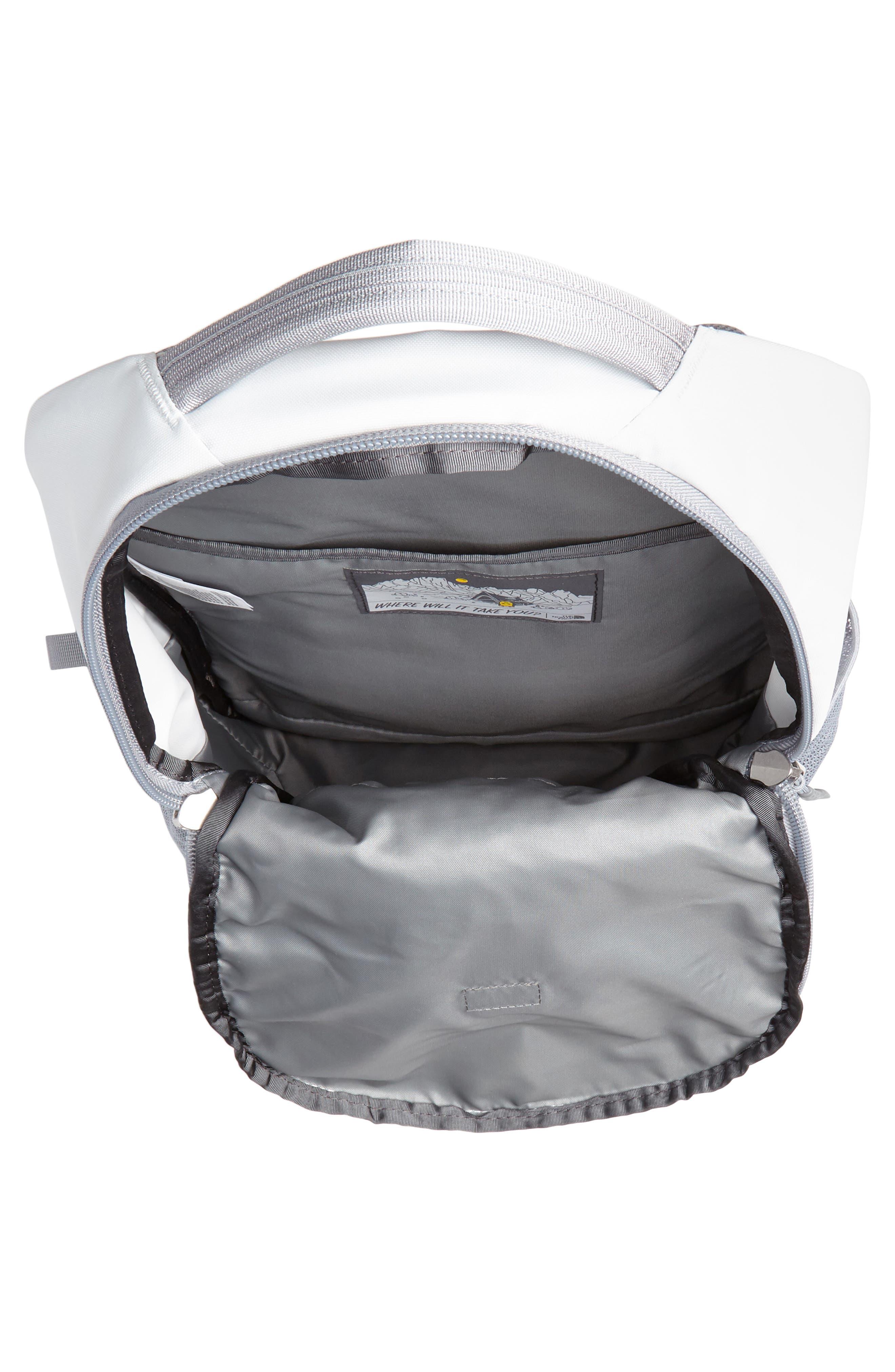 Vault Backpack,                             Alternate thumbnail 4, color,                             Tin Grey/ Mid Grey