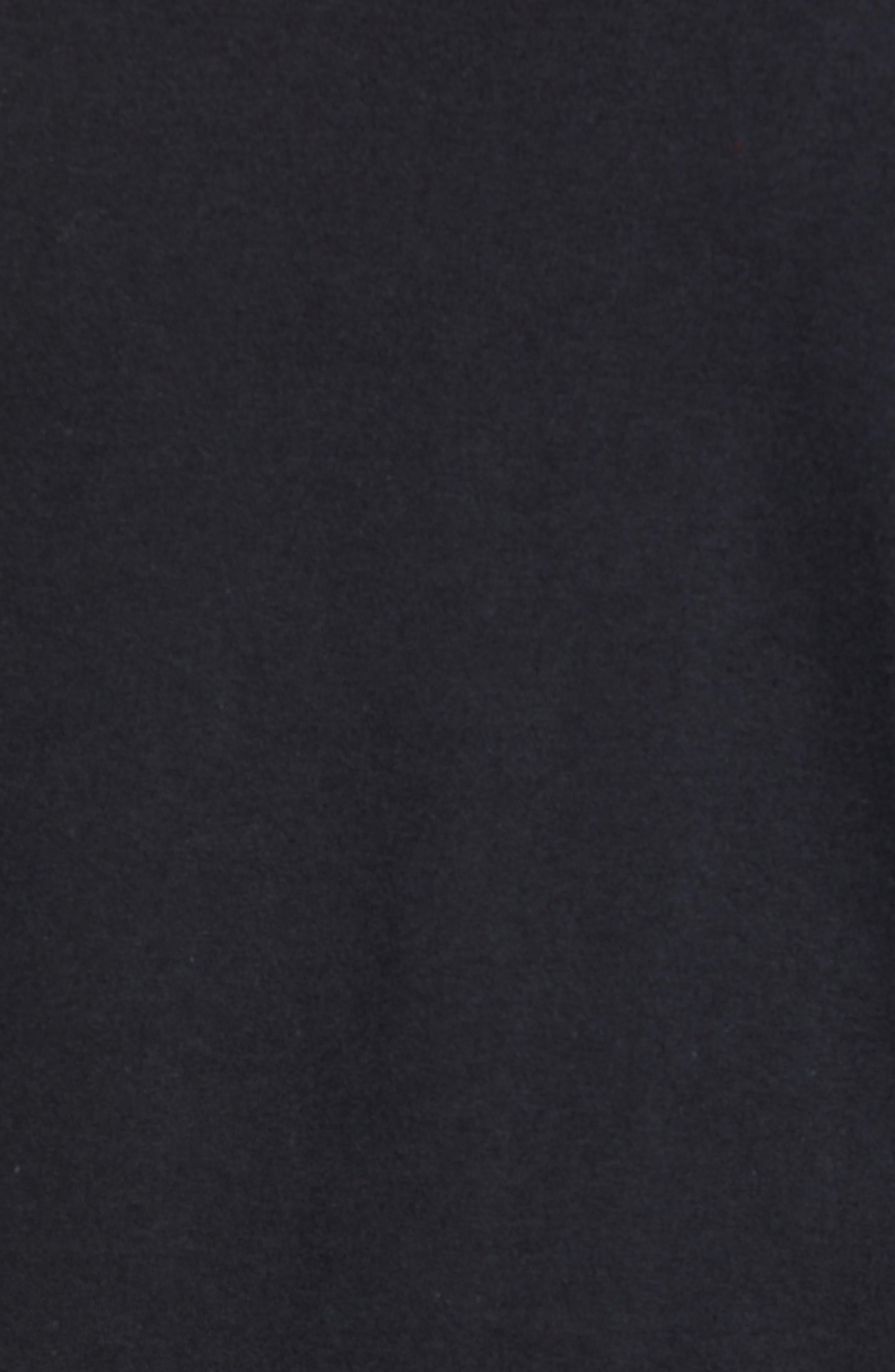 Sportswear More Money T-Shirt,                             Alternate thumbnail 5, color,                             Black/ Metallic Silver