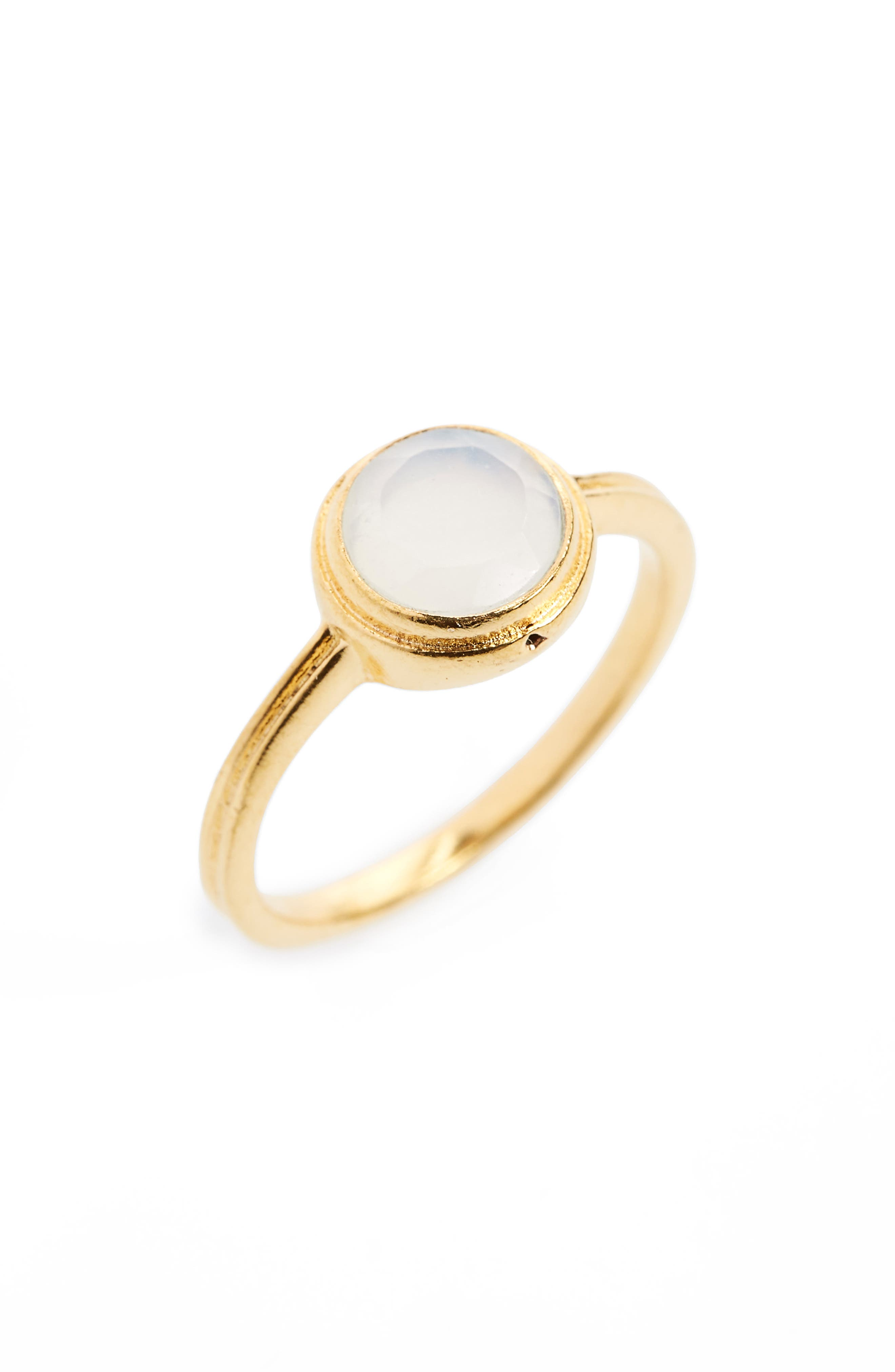 Buttercup Ring,                             Main thumbnail 1, color,                             Opalite