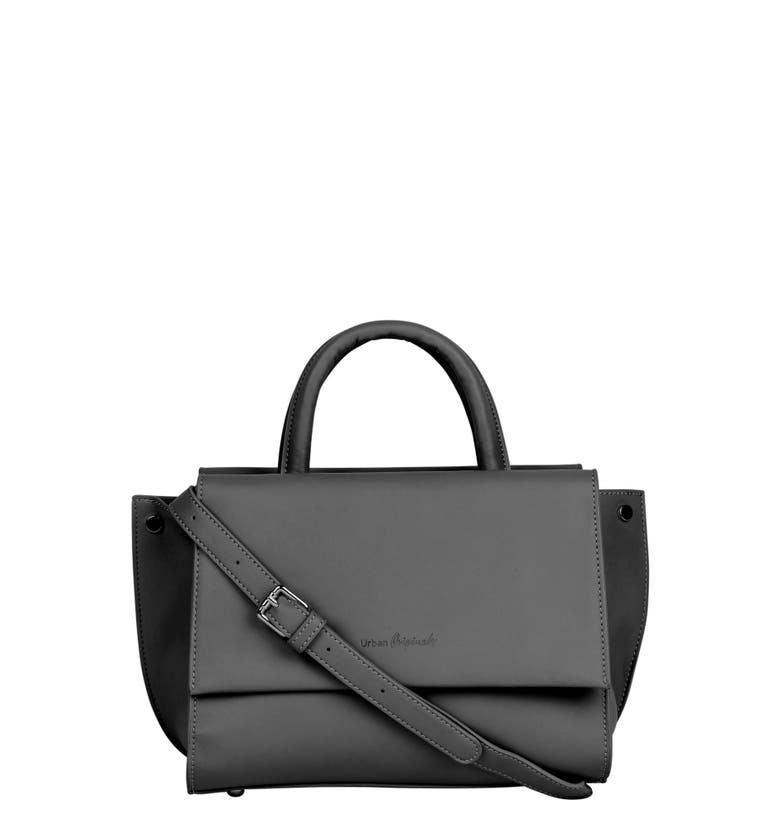 Urban Originals ETHEREAL VEGAN LEATHER TOTE - BLACK