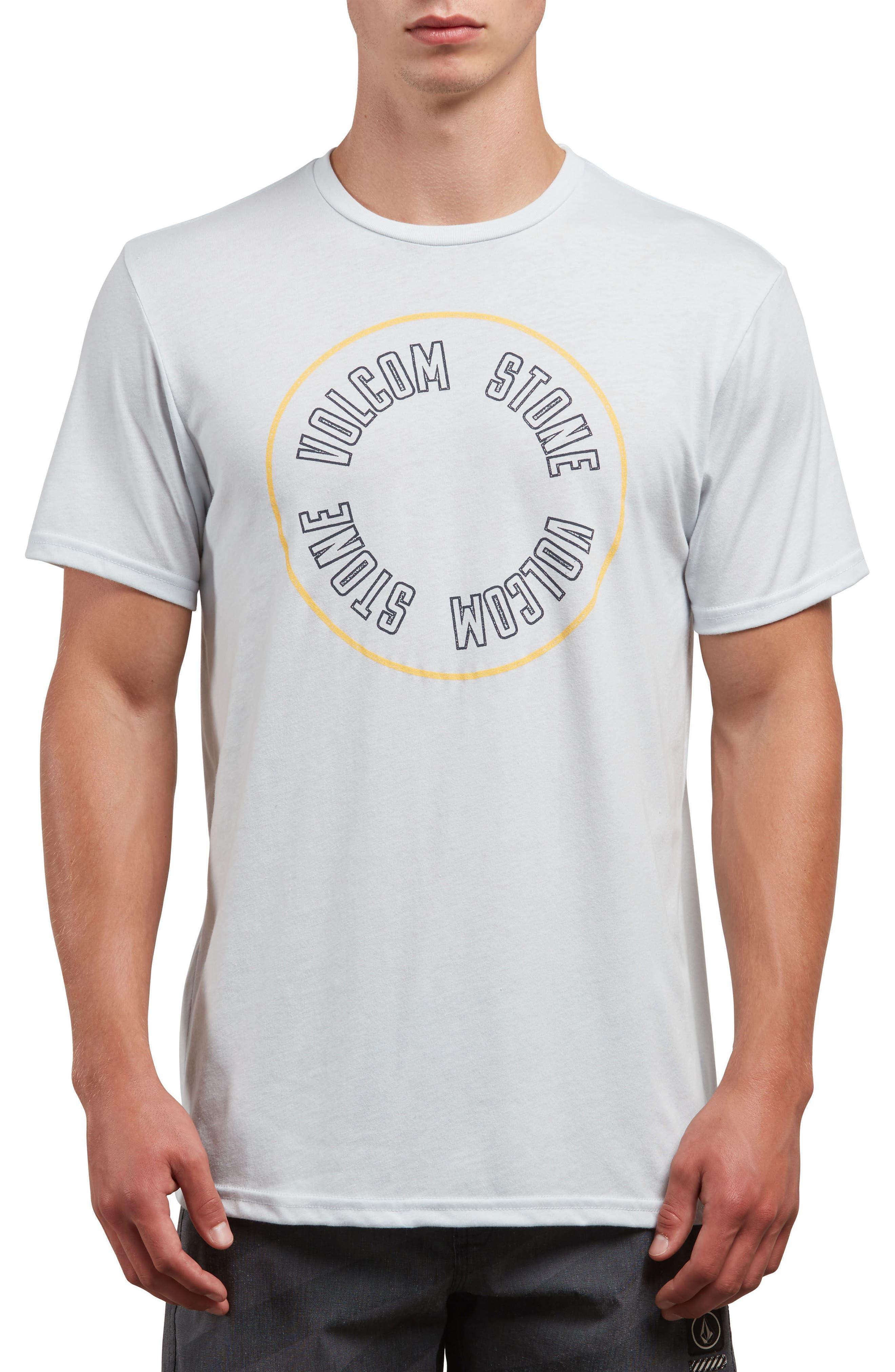 Invert Graphic T-Shirt,                         Main,                         color, Light Blue