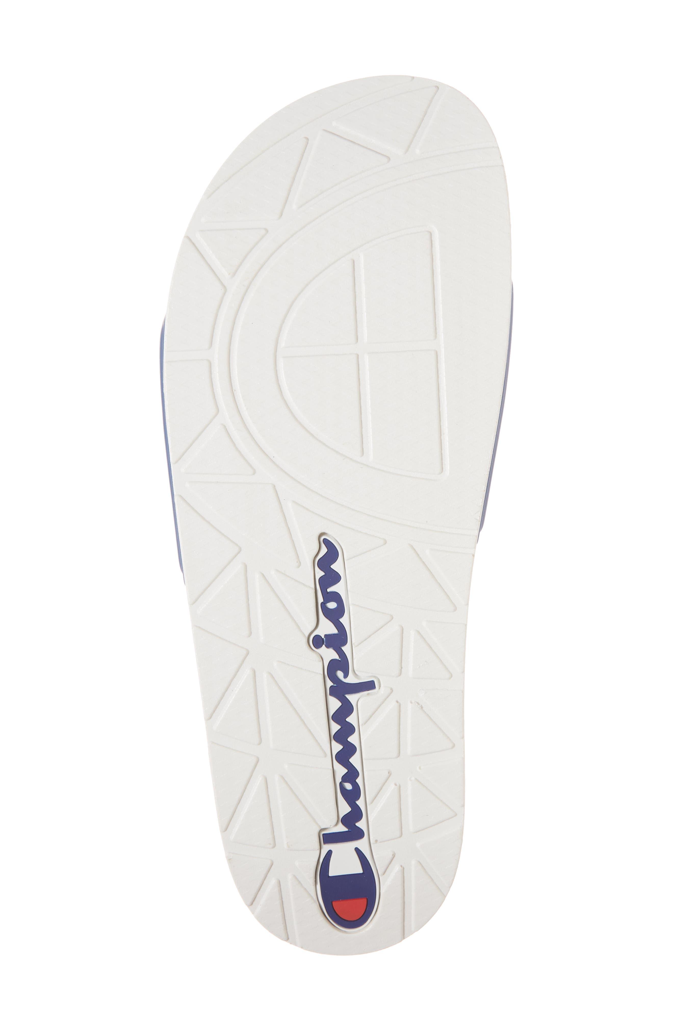 IPO Sport Slide Sandal,                             Alternate thumbnail 5, color,                             Royal