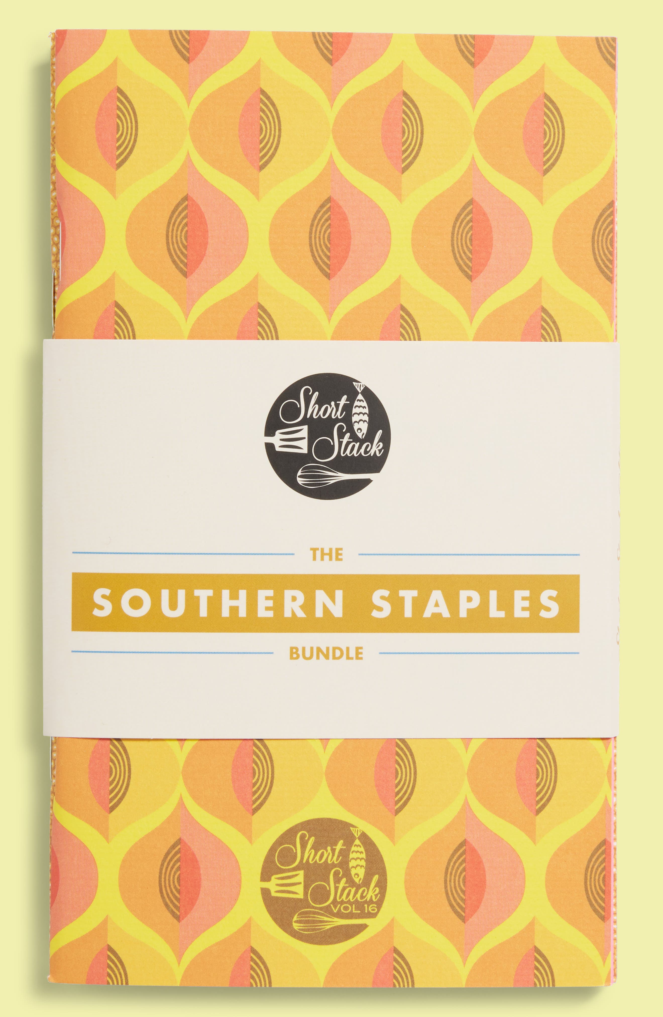 Short Stack Southern Staples Recipe Book Bundle,                             Alternate thumbnail 2, color,                             Multi