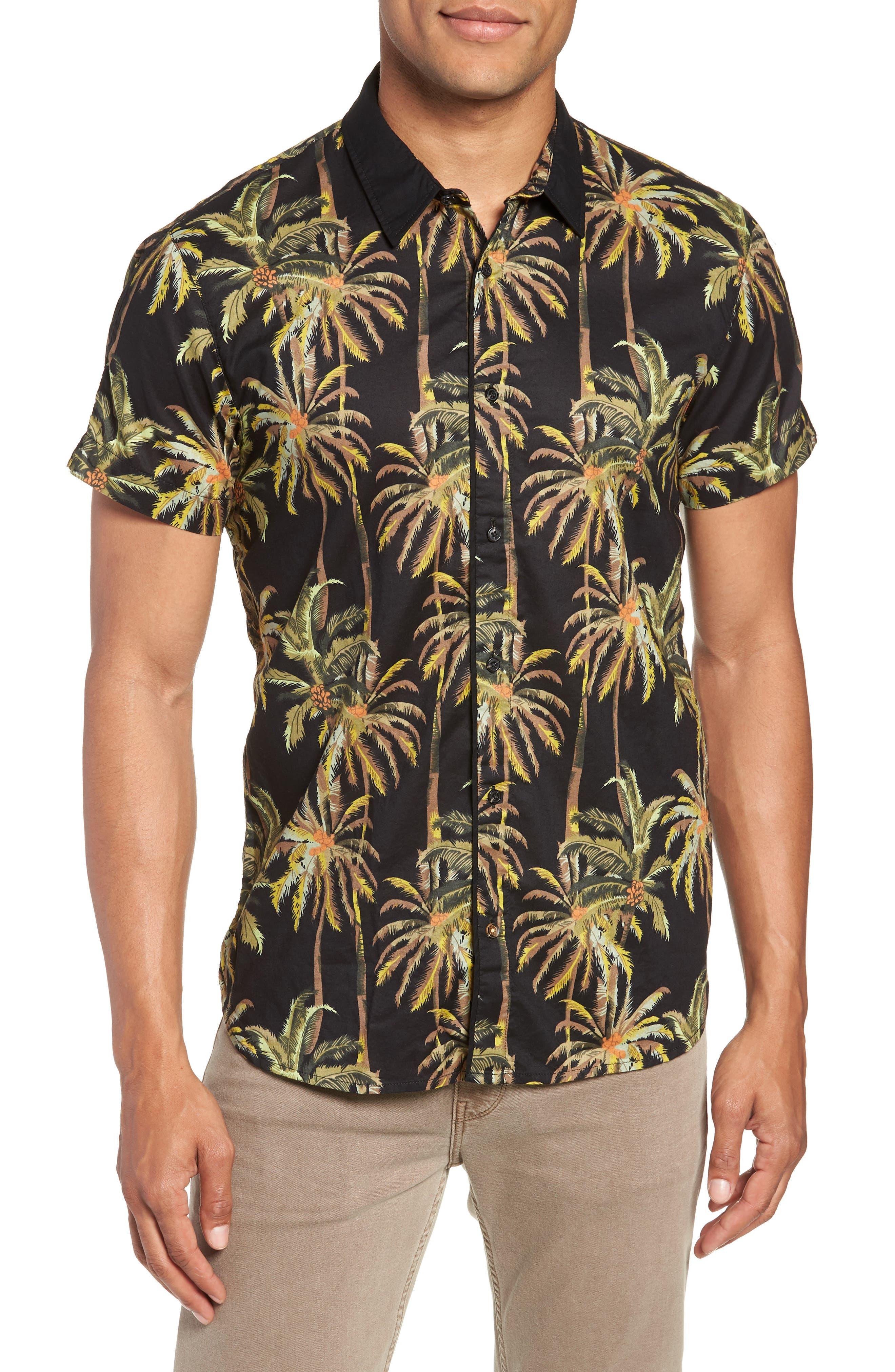 The Poolside Camp Shirt,                             Main thumbnail 1, color,                             Combo A