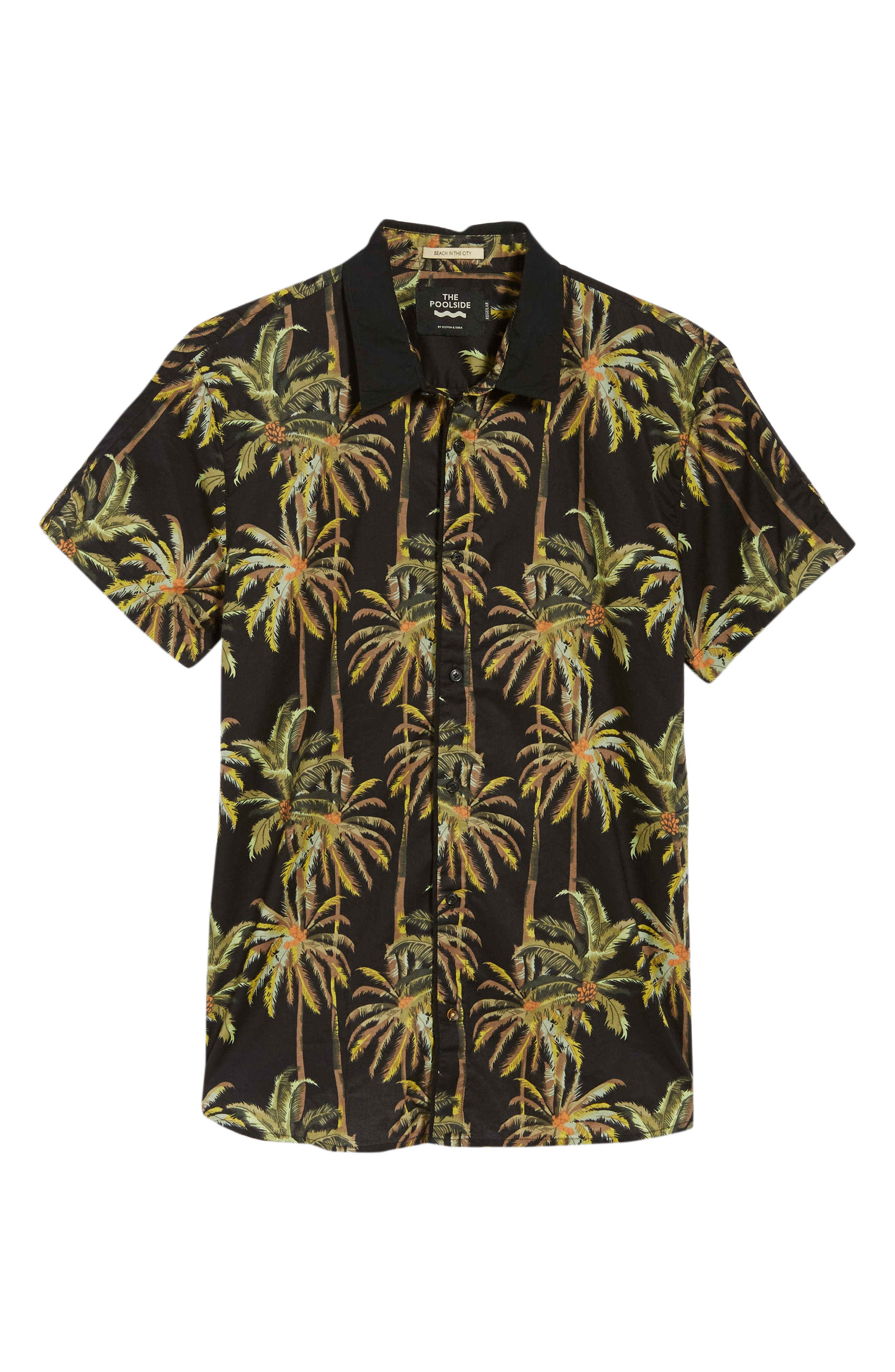 The Poolside Camp Shirt,                             Alternate thumbnail 6, color,                             Combo A