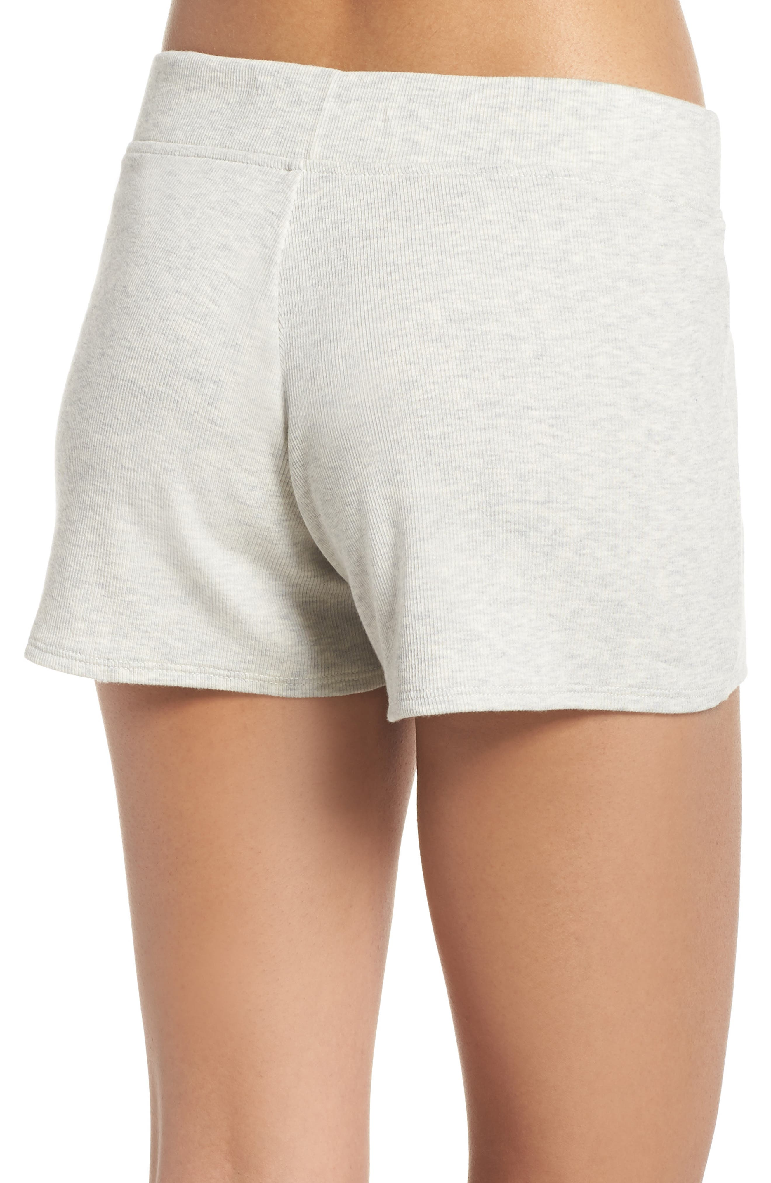 Daydream Lounge Shorts,                             Alternate thumbnail 2, color,                             Grey Heather