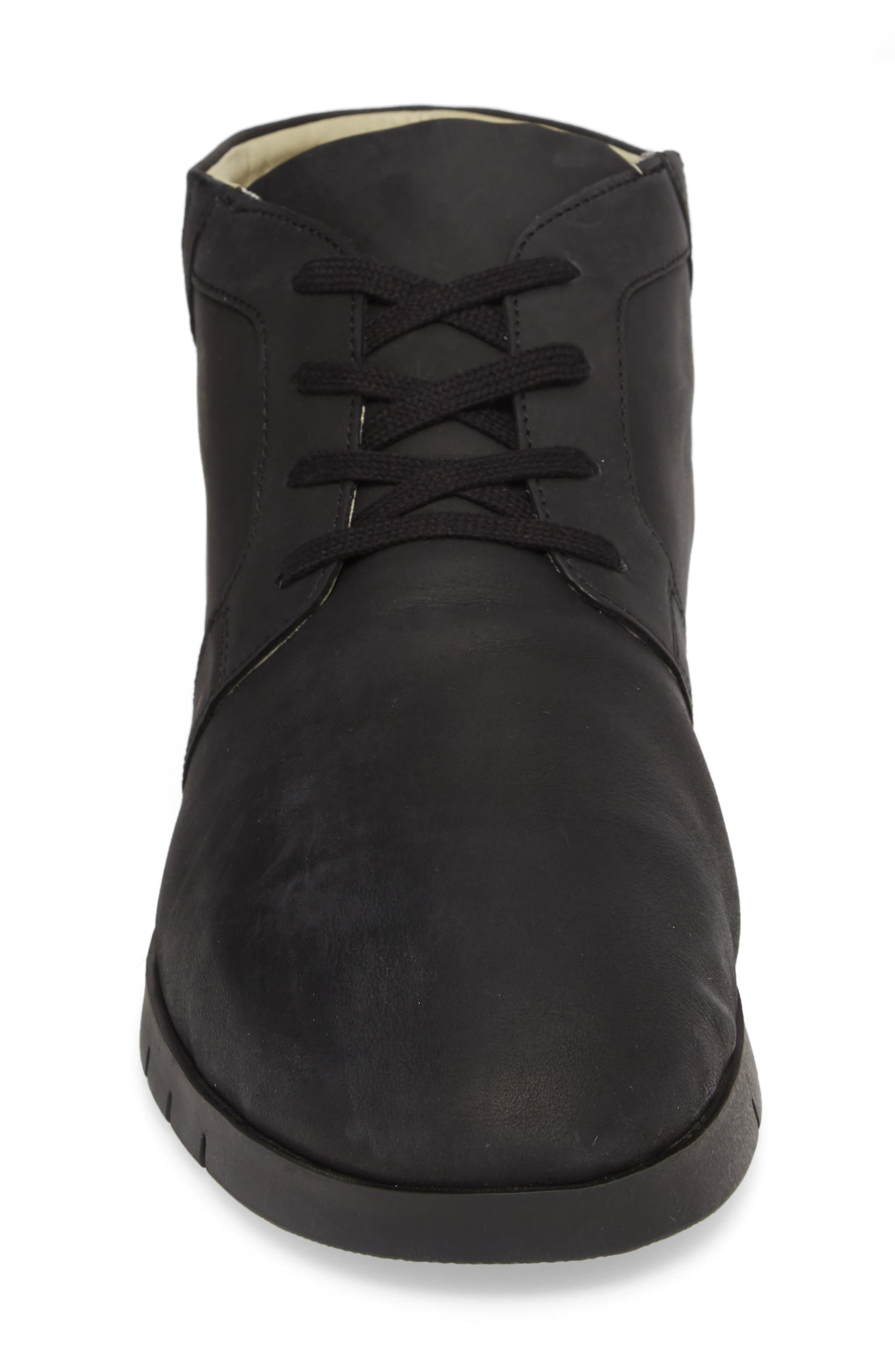 Cul Boot,                             Alternate thumbnail 6, color,                             Black Corgi Leather