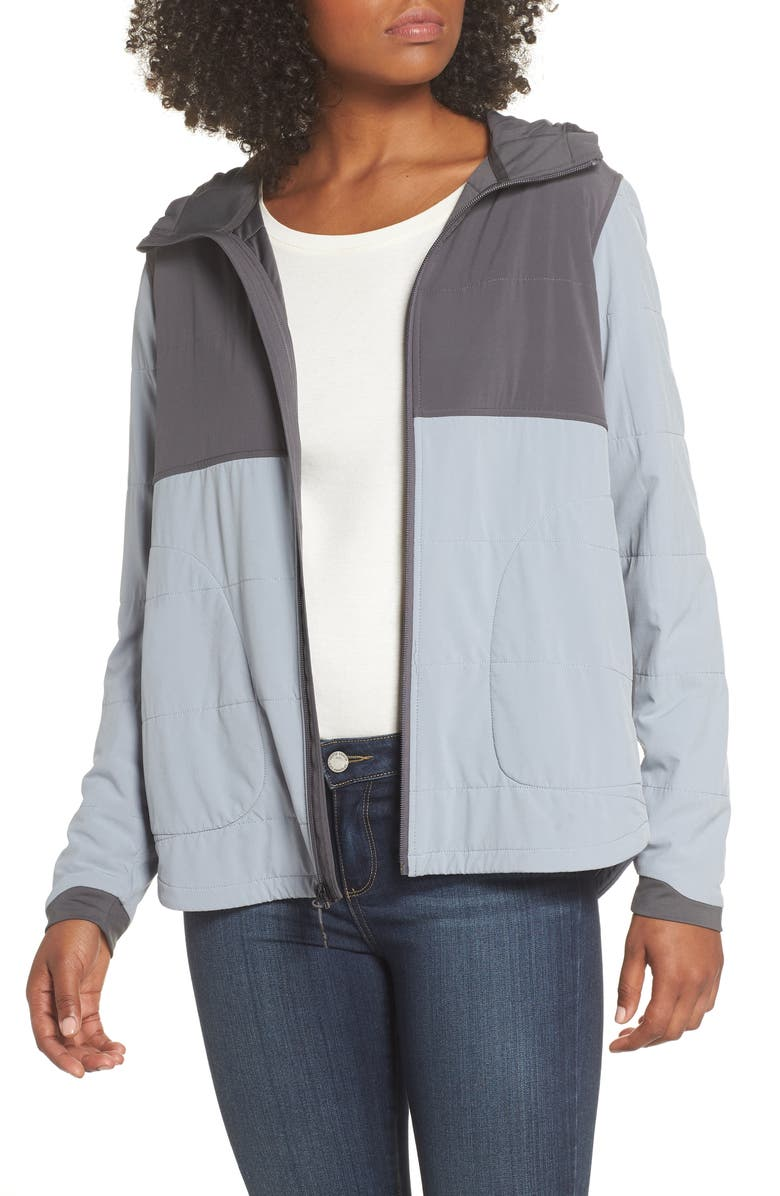 Mountain Peaks Insulated Hooded Jacket