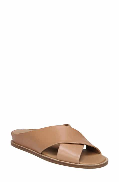 c5dc11343110 Vince Fairley Cross Strap Sandal (Women)