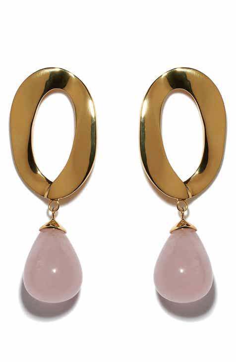 Lizzie Fortunato Pelican Drop Earrings